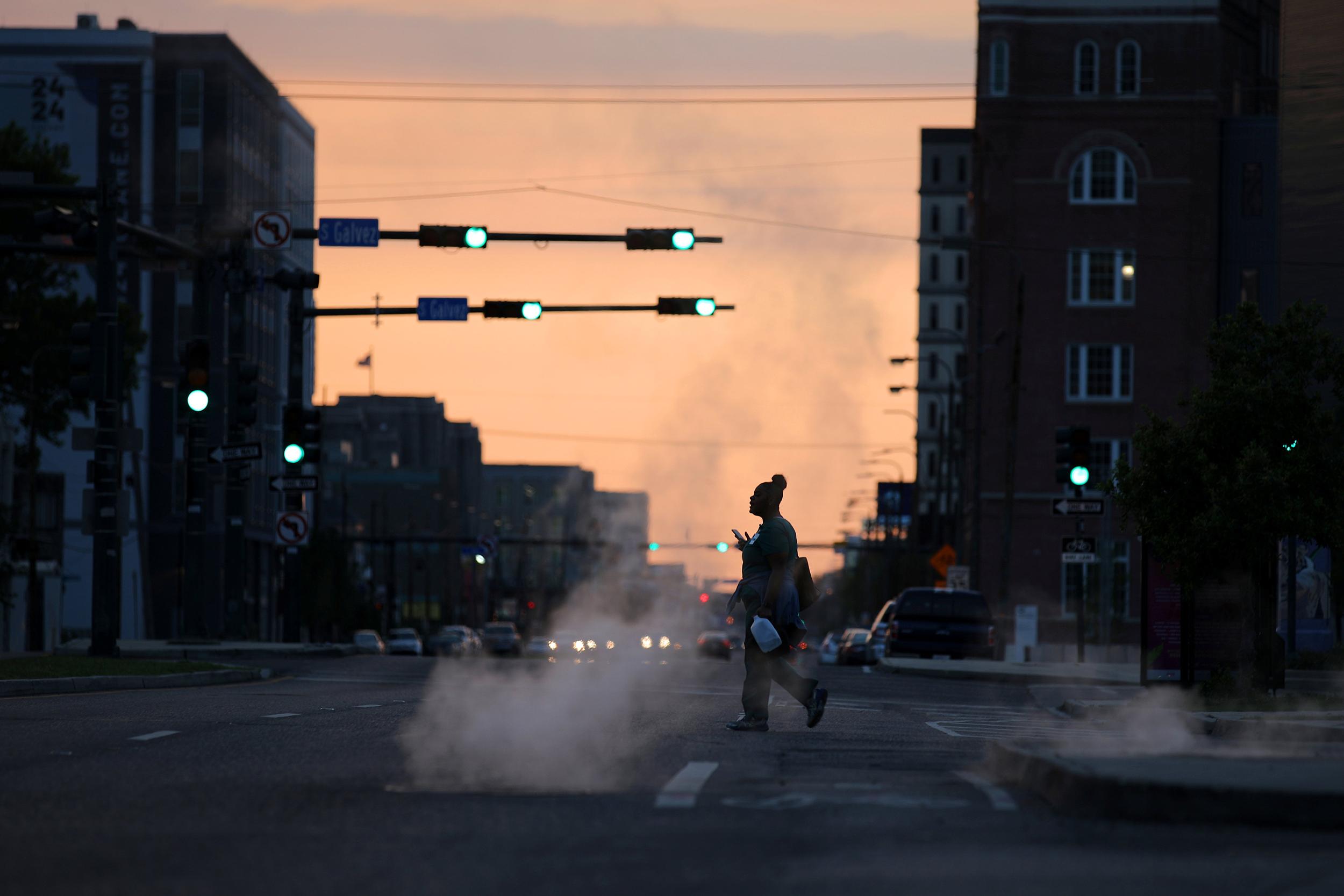 First pollution, now coronavirus: Black parish in Louisiana deals ...