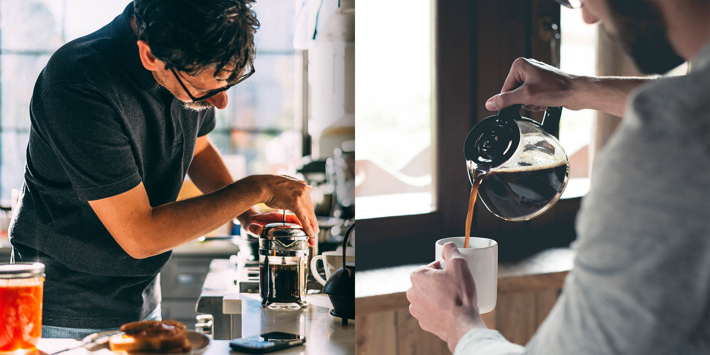 The healthiest way to brew coffee, according to a new study