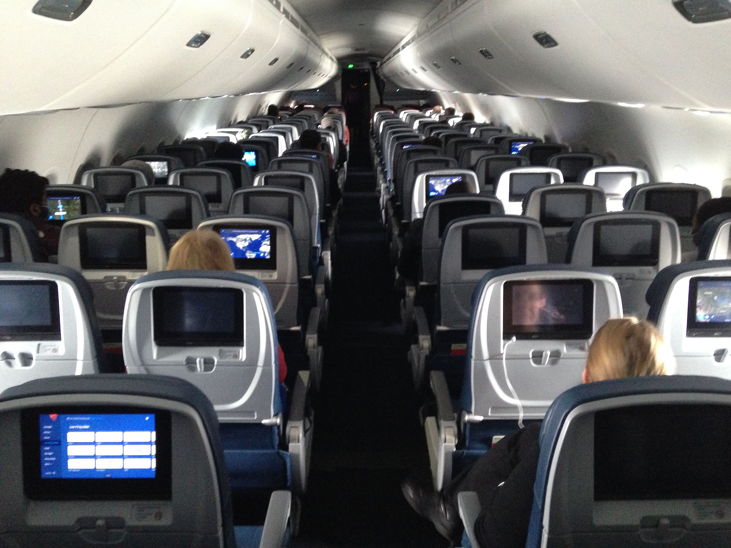 Delta Seating Chart Covid