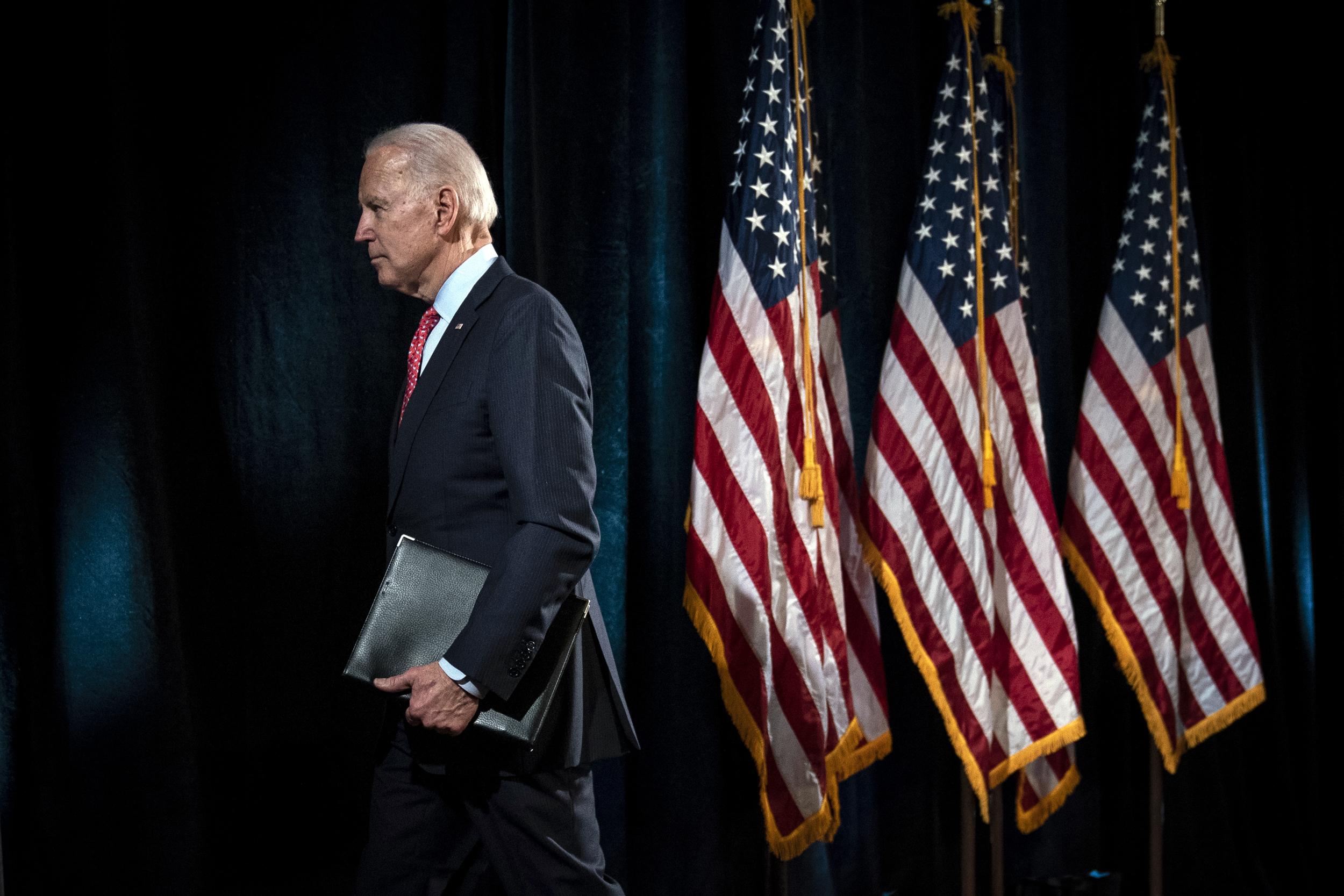 Trump vs. Biden is the 2020 election nightmare women like me warned America  about