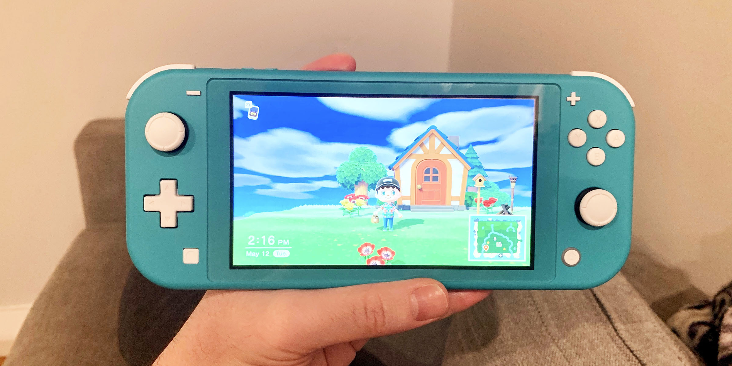 Nintendo Switch Lite review: Where to buy it and why I love it