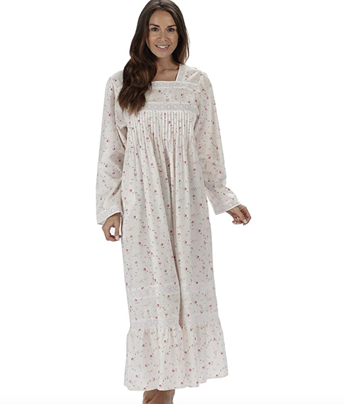 The Summer Nightgown Trend Will Make You Want To Ditch Pants