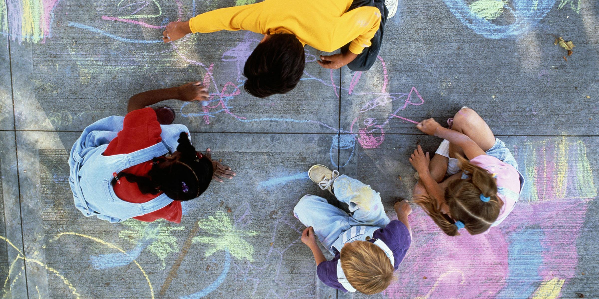 Teaching kids to respect diversity