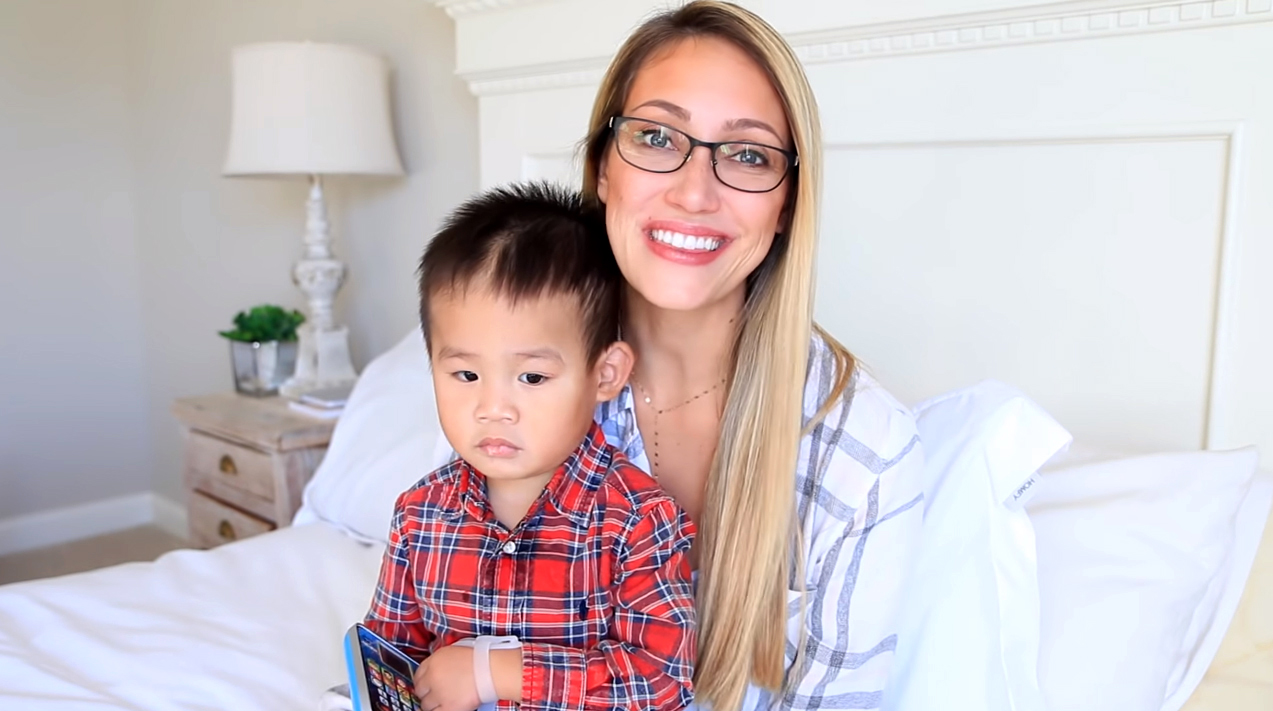 Youtuber Myka Stauffer Under Fire For Relinquishing Custody Of Son With Autism