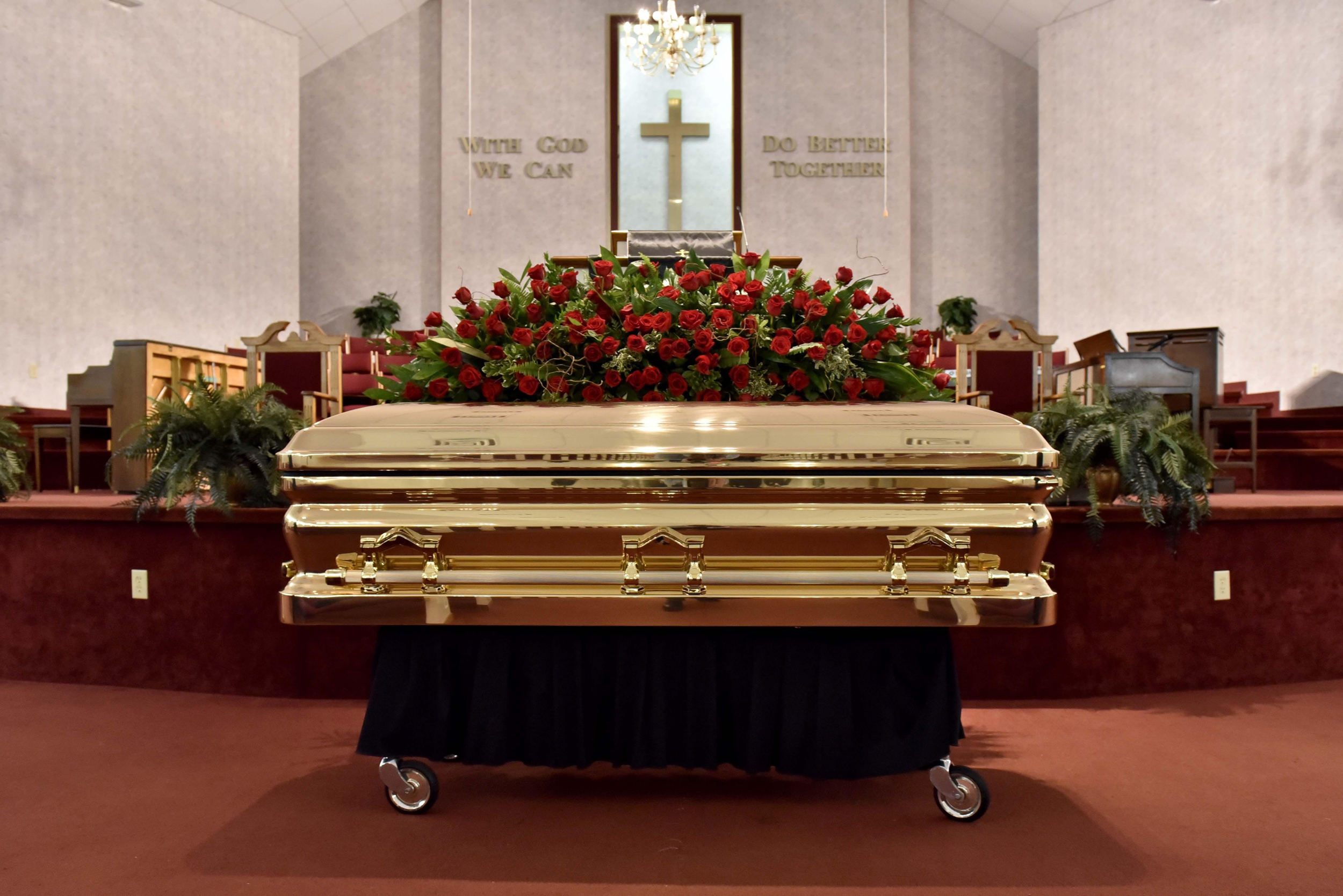 Don T Let George Floyd S Death Be In Vain Speakers Say At N Carolina Memorial Service
