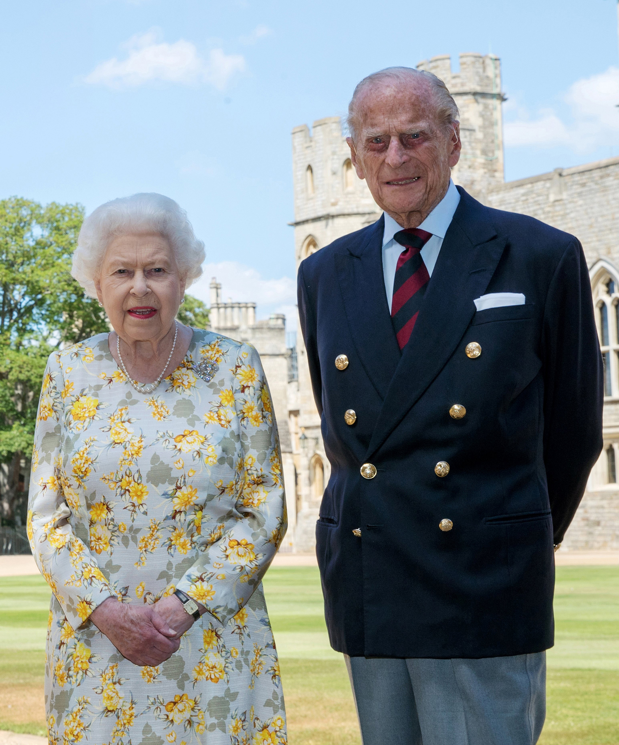Prince Philip turns 99 — see new pic of him and Queen Elizabeth