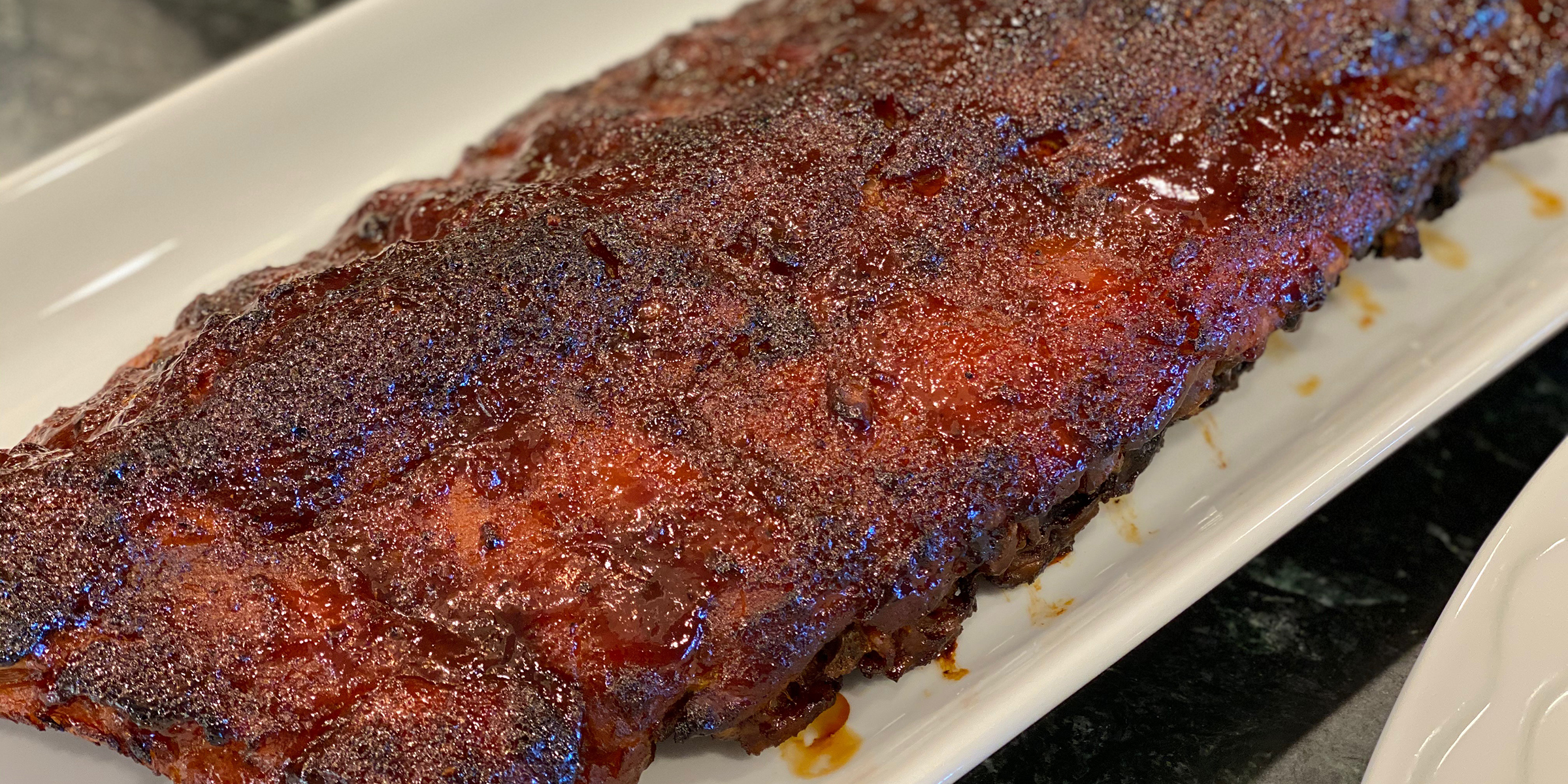 Make amazing, tender, saucy ribs without ever turning on the grill