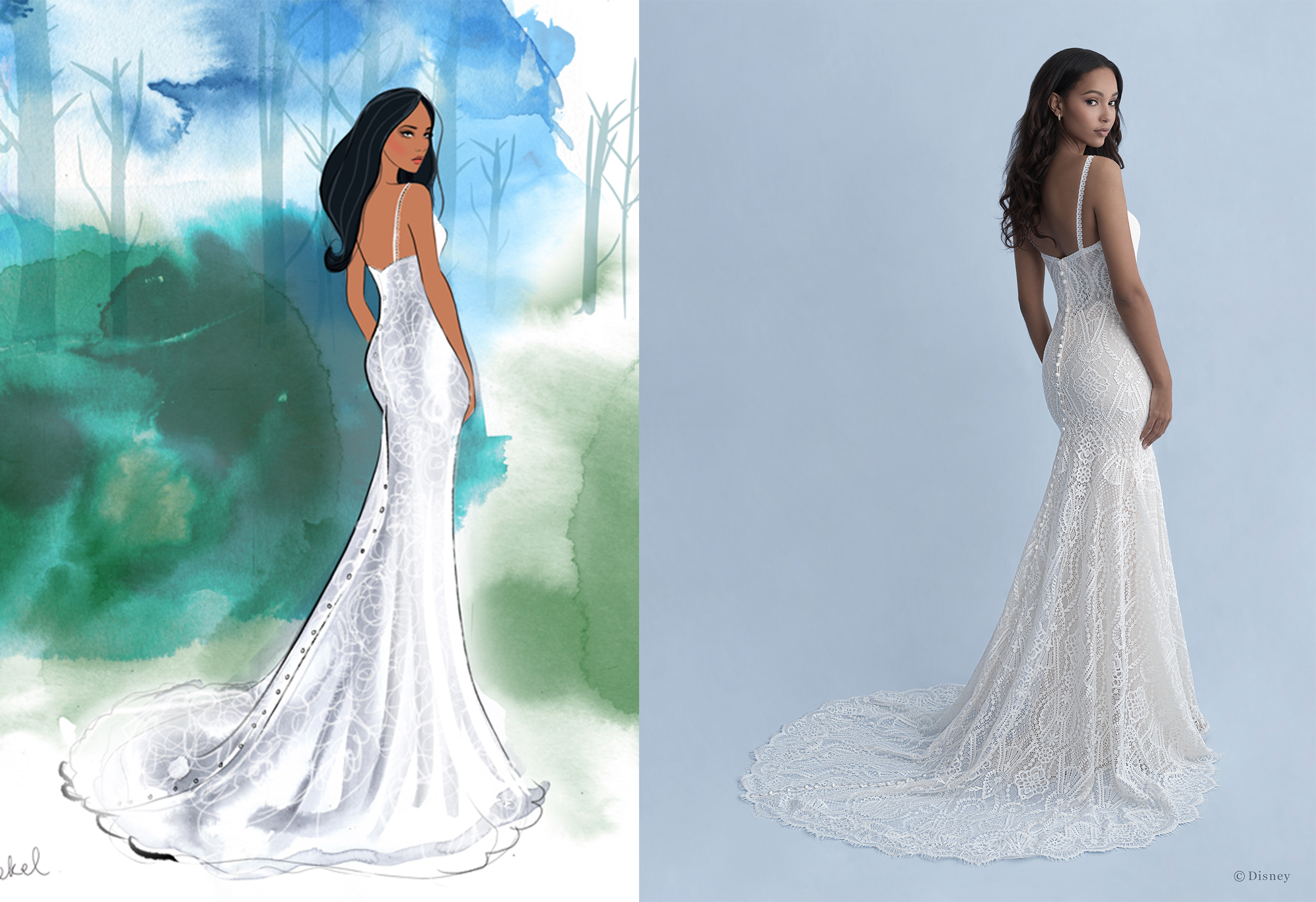 Disney Princess Wedding Gowns At Bridal Boutiques Near You