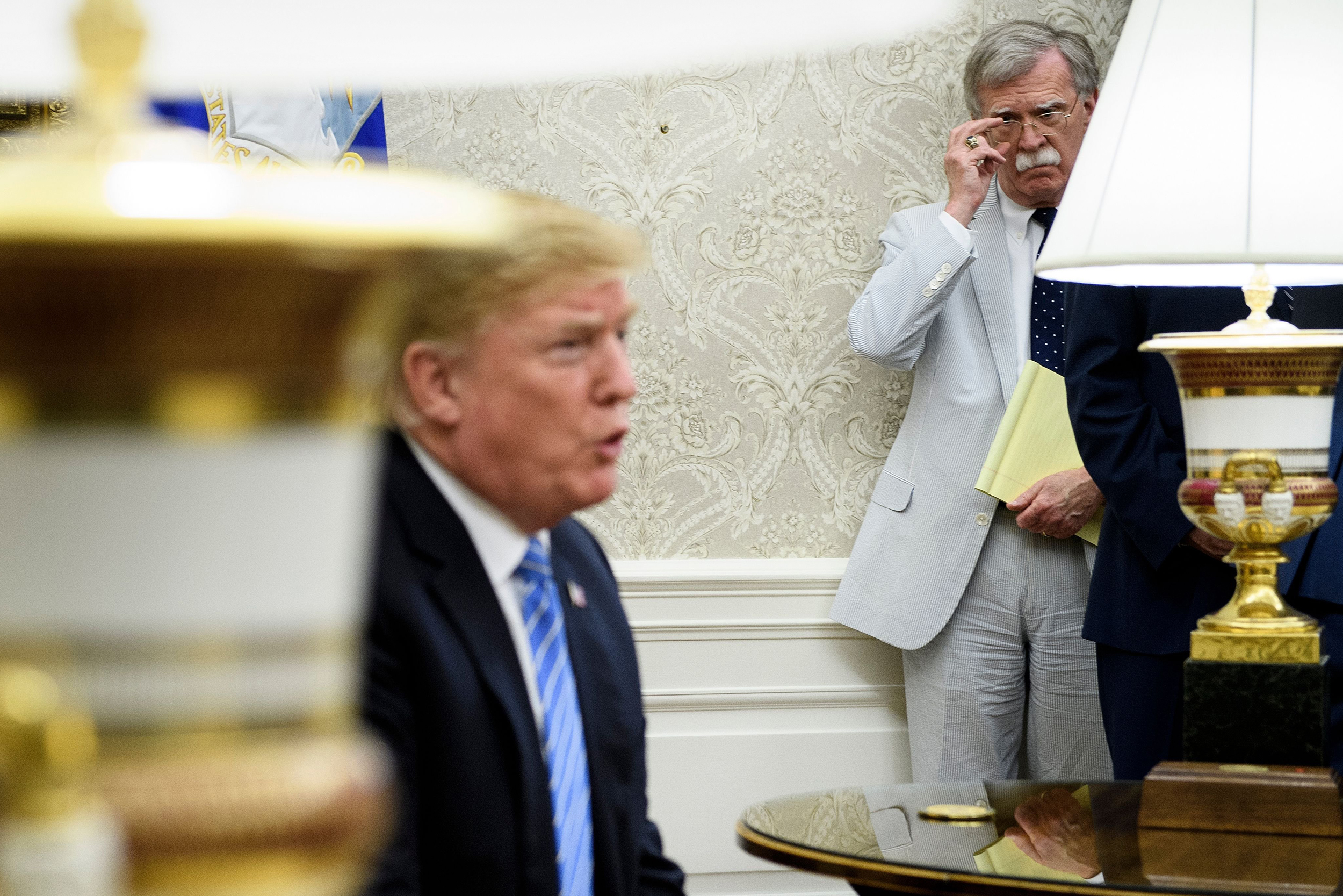 John Bolton says Trump asked China for re-election help in ...