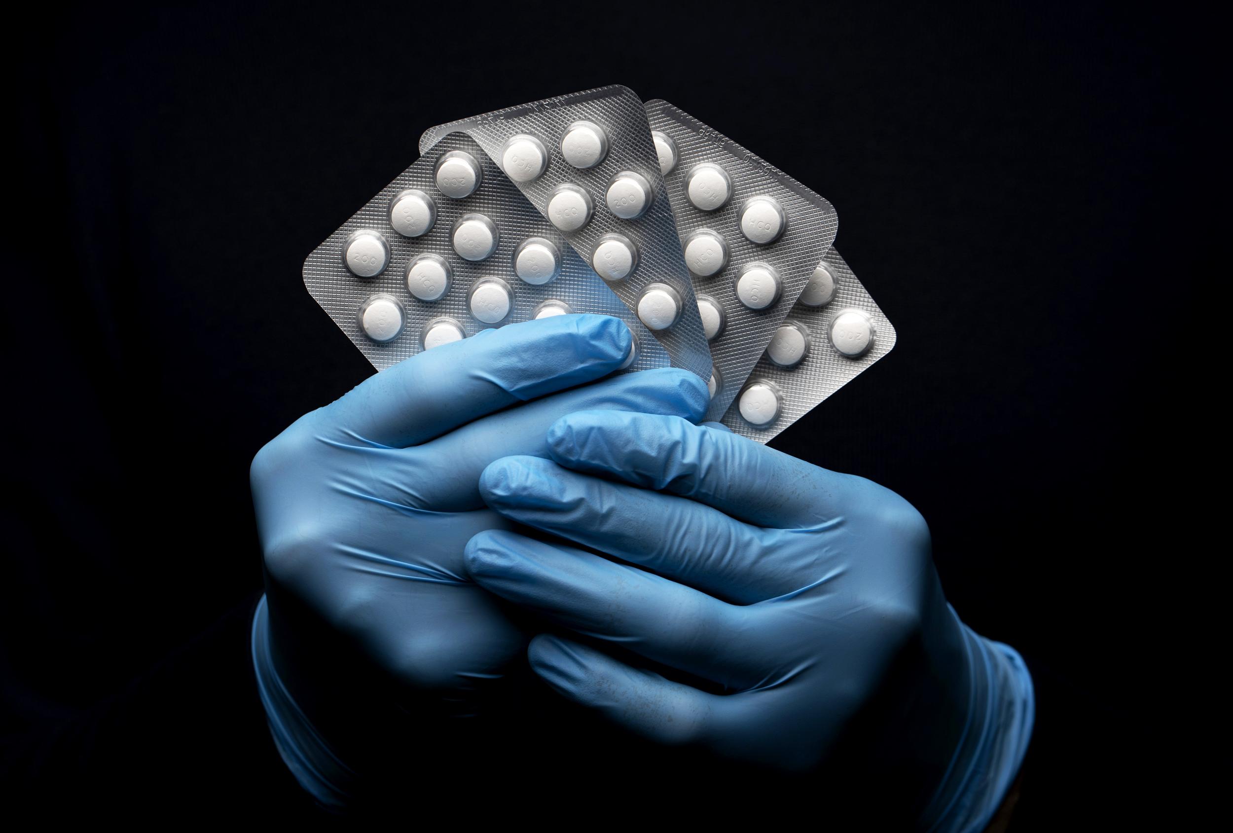 World Health Organization halts hydroxychloroquine study