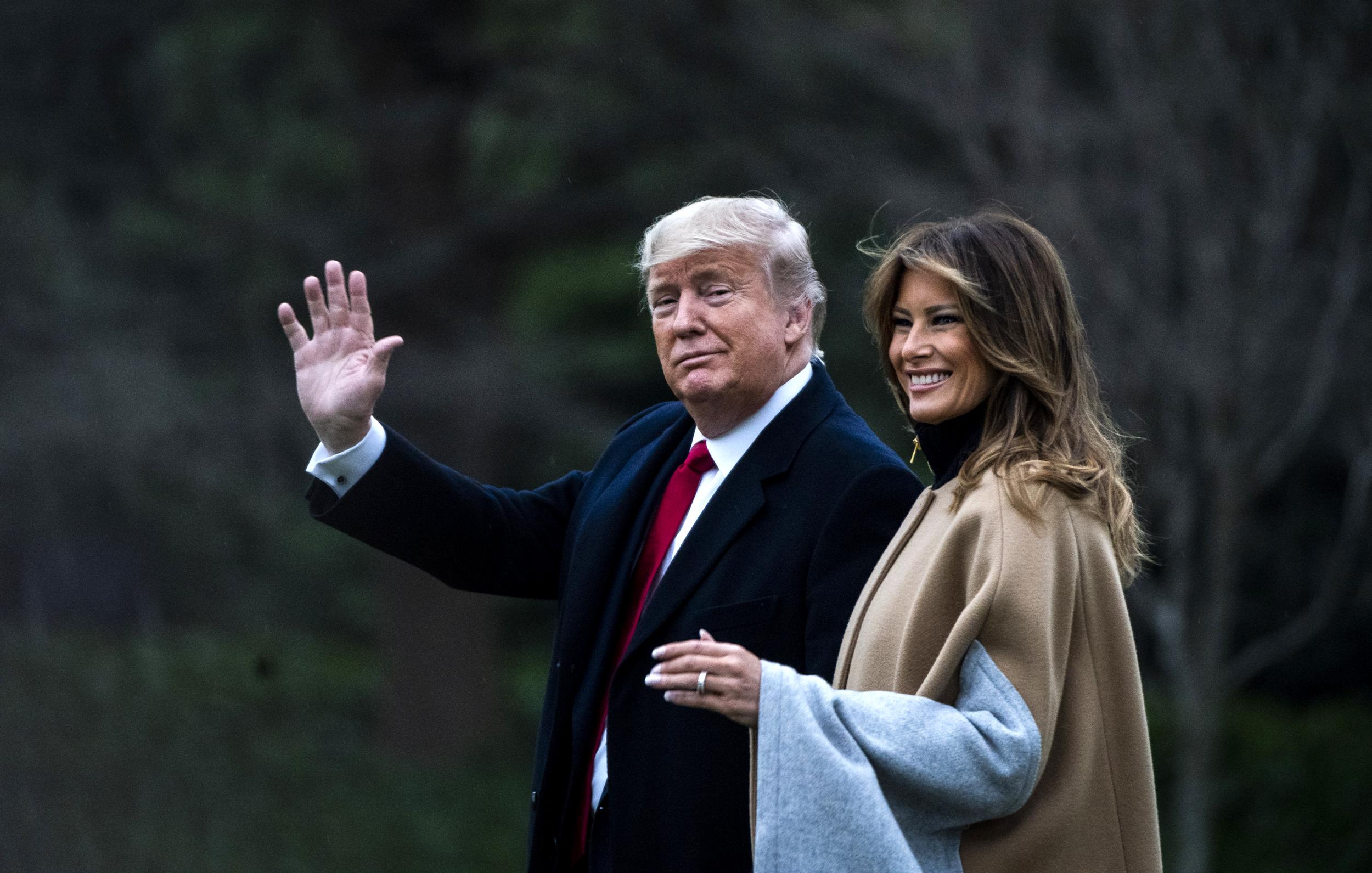 Nina Burleigh: Melania Trump isn't a liberal punchline. How a model became  a despot's wife.