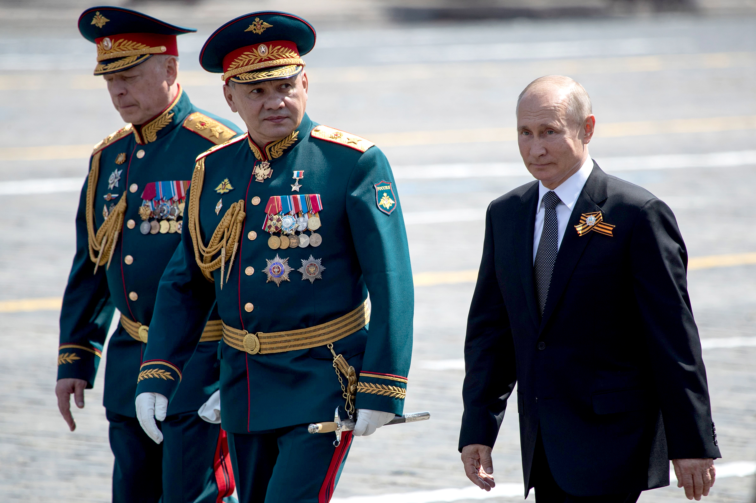 Kremlin Hails Triumph As Russians Clear Way For Vladimir Putin To Rule Until 2036