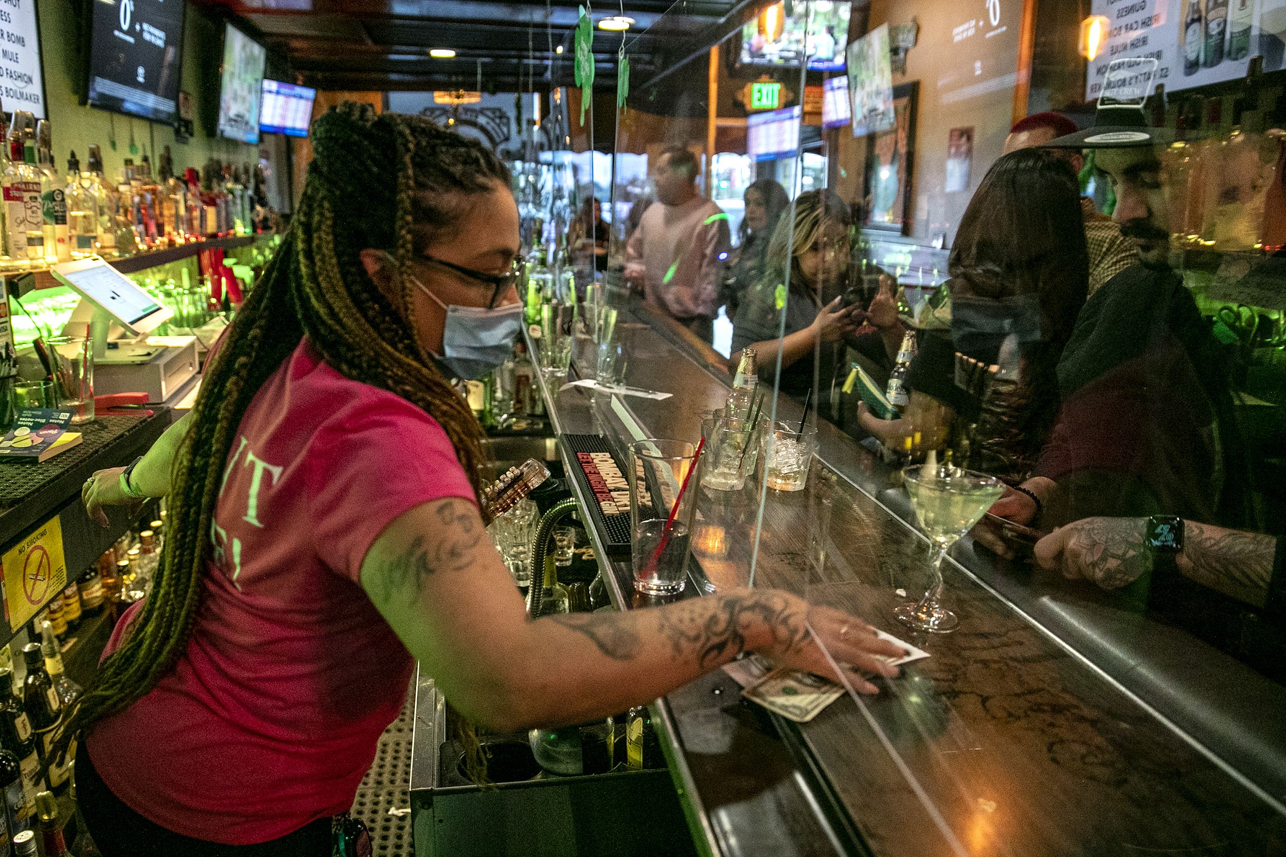 California governor orders indoor operations at bars and other venues in 19 counties to close