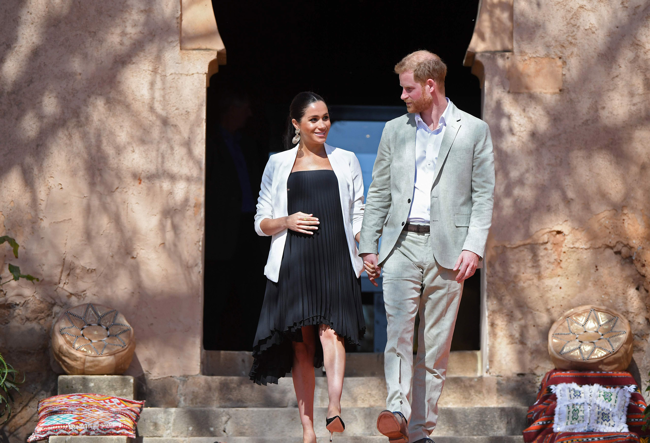 meghan markle felt unprotected by royal family during pregnancy court documents say https www nbcnews com news world meghan markle felt unprotected royal family during pregnancy court documents n1232740