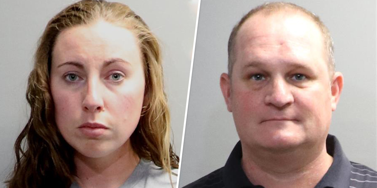 Couple who pulled guns on Black mother and daughters charged with felony assault