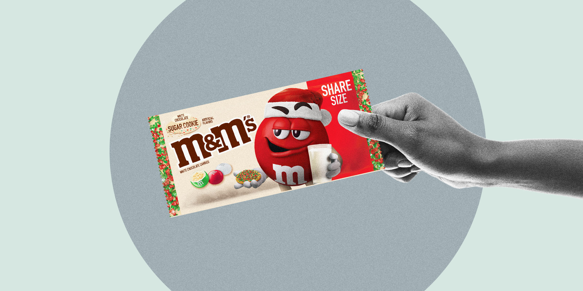 Christmas M&Ms 2020 M&M's just announced its 2020 holiday flavor
