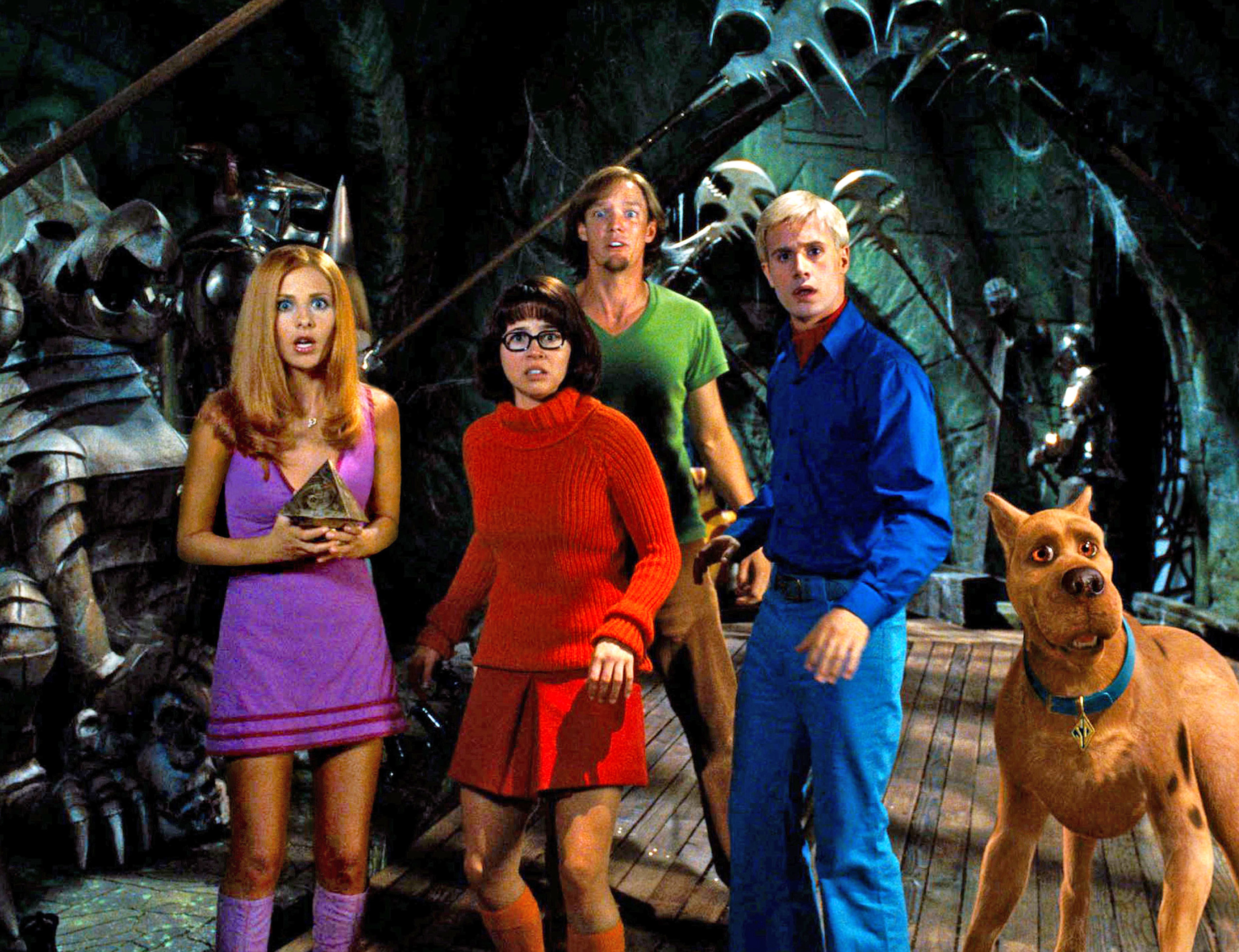 Scooby Doo Writer Reveals Studio Killed Fans Lesbian Velma Dreams