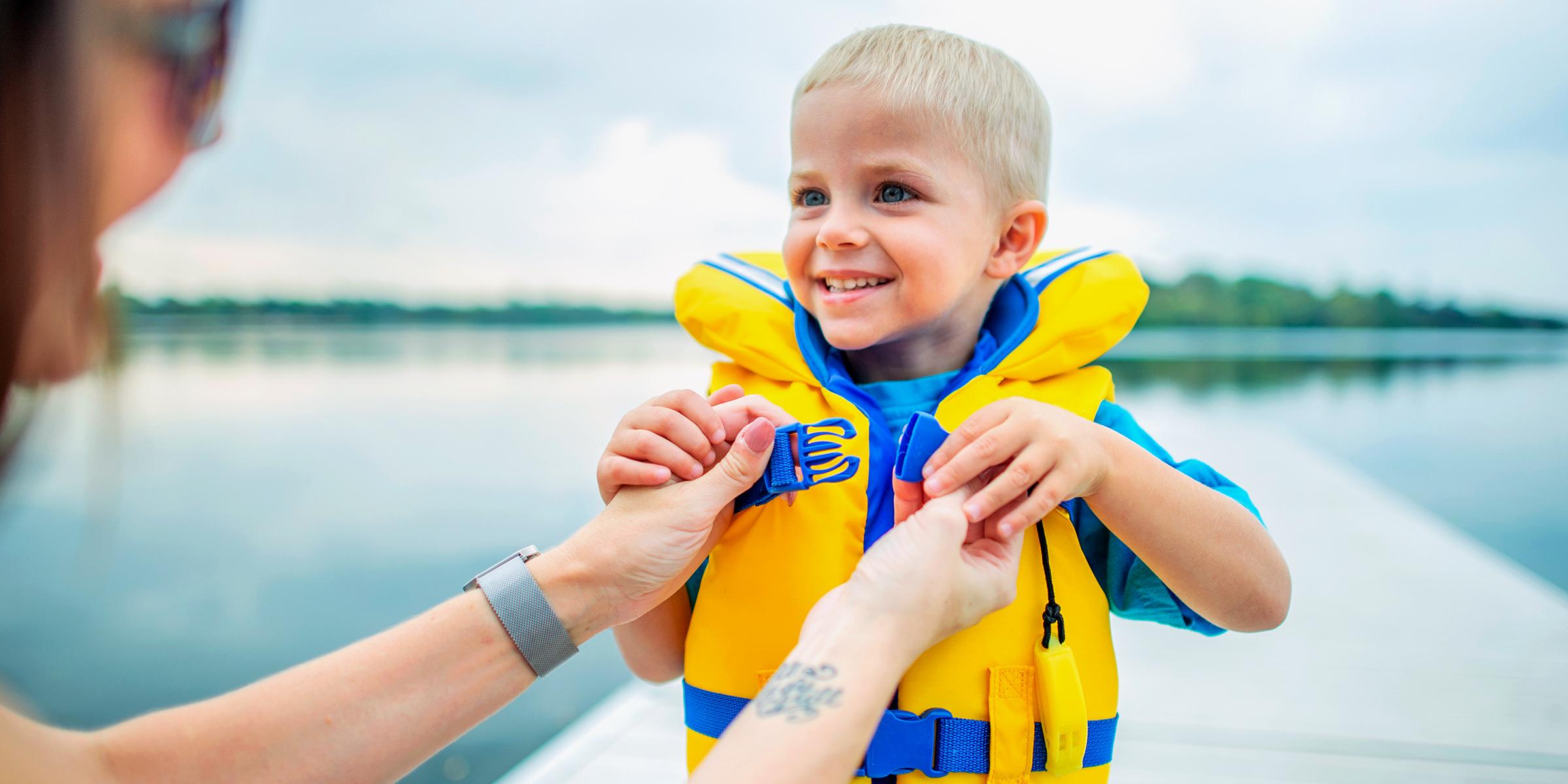 Swimming Puddle Jumper Kid Life Jacket Life Vest For Children Life Jackets