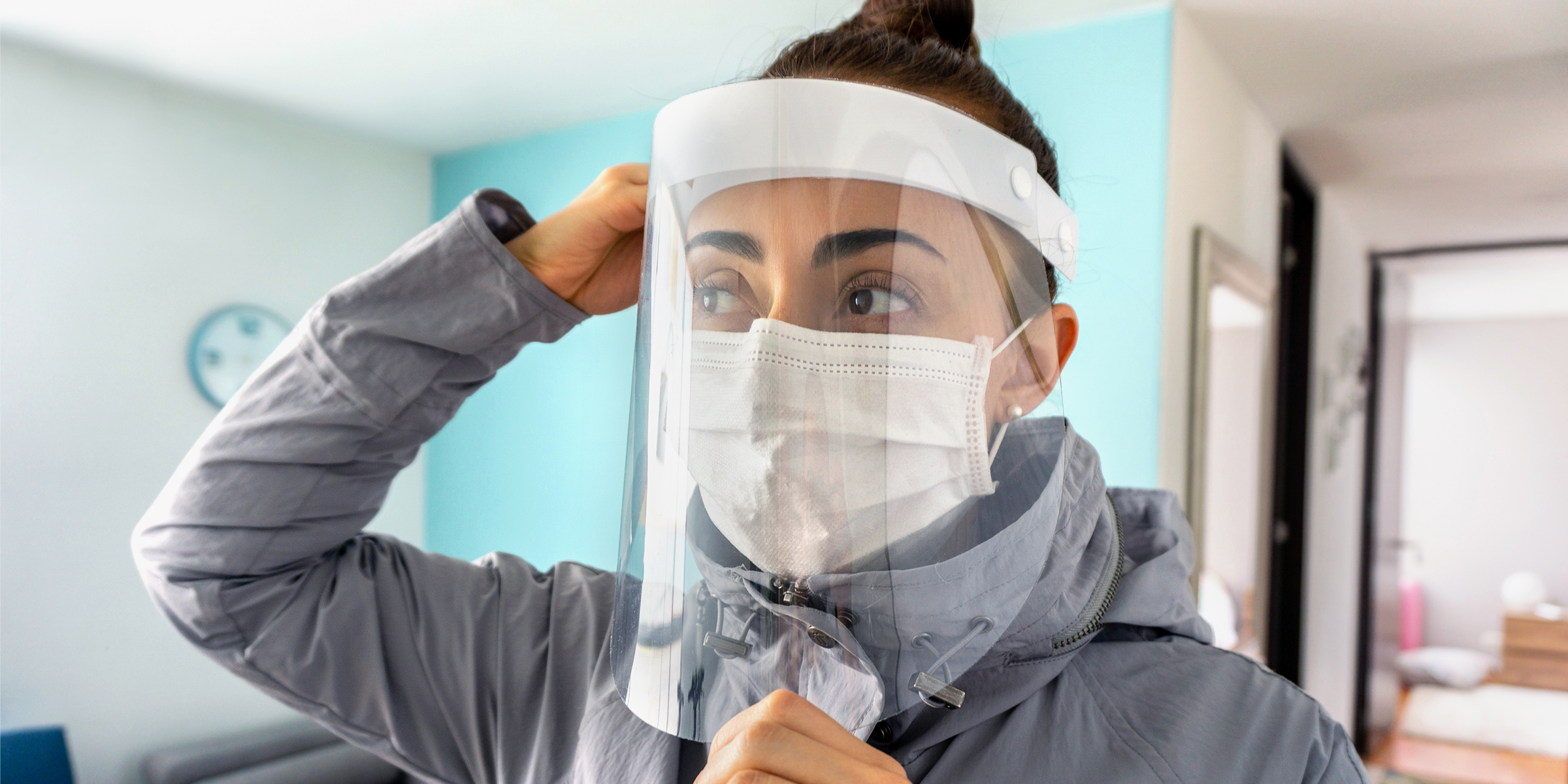Should you buy a face shield? Here's what the experts say.