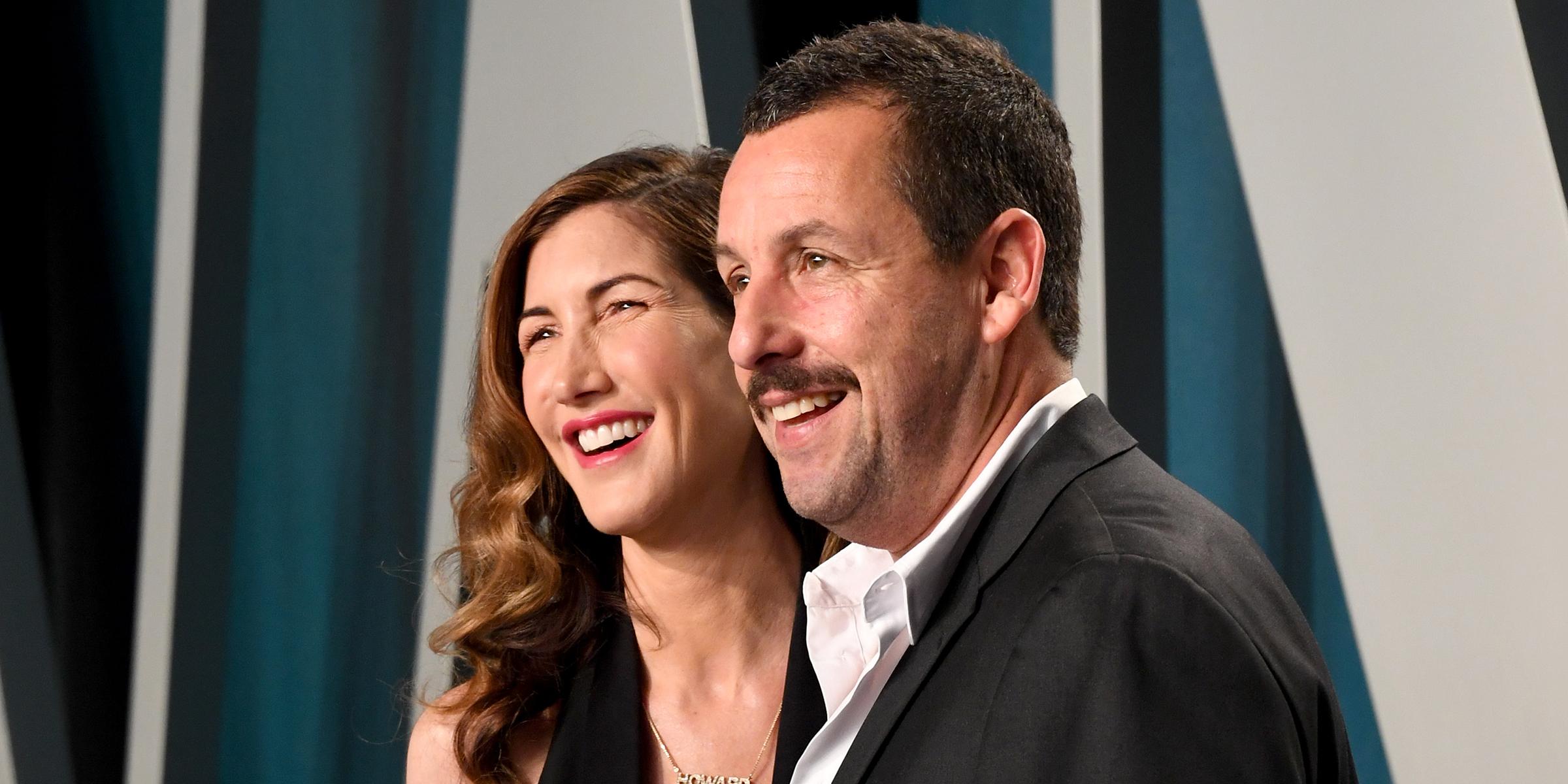 Adam Sandler Honors Wife Jackie On 22nd Anniversary Of Meeting
