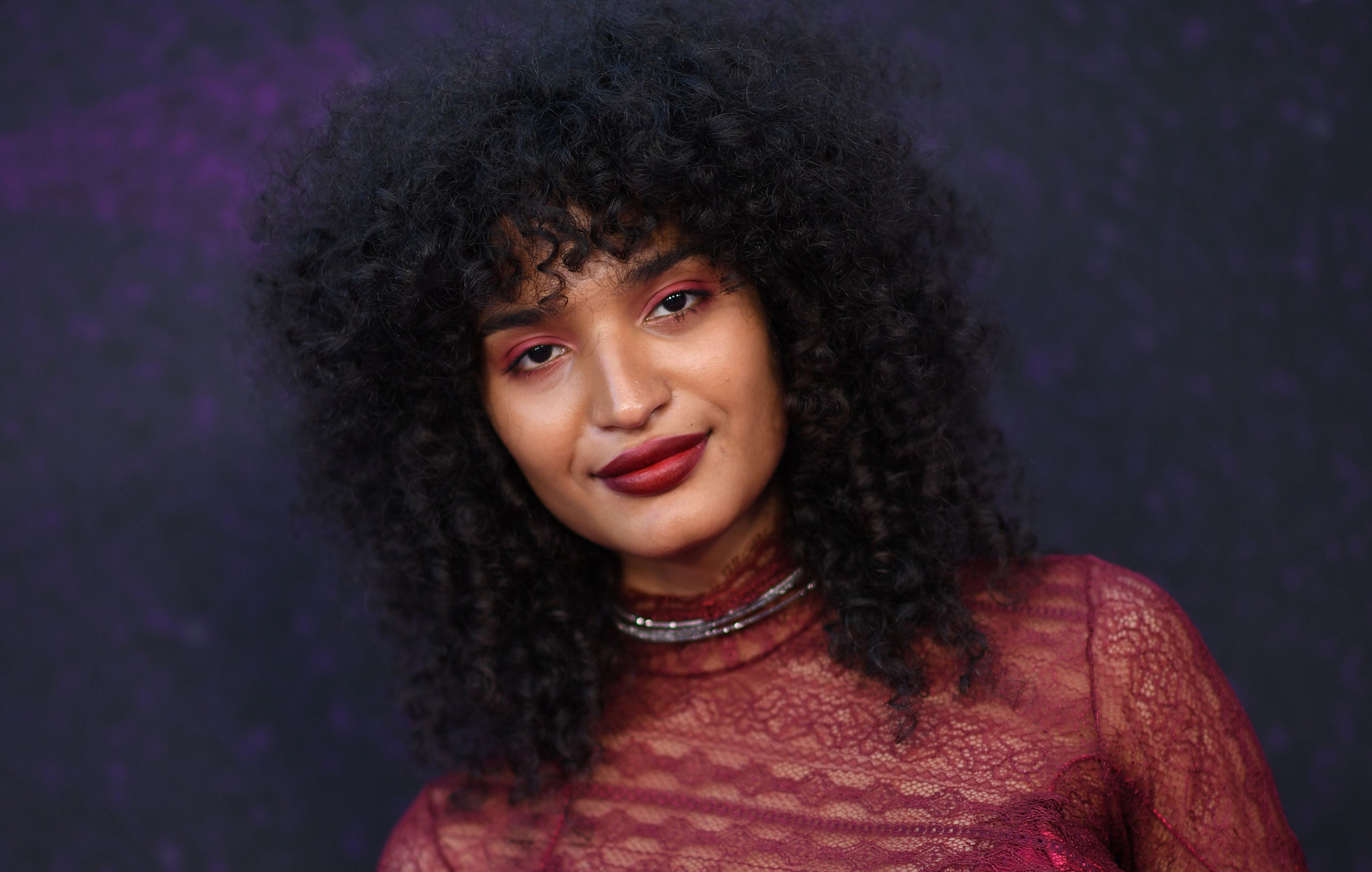 Pose' star Indya Moore is spreading holiday cheer to trans youth