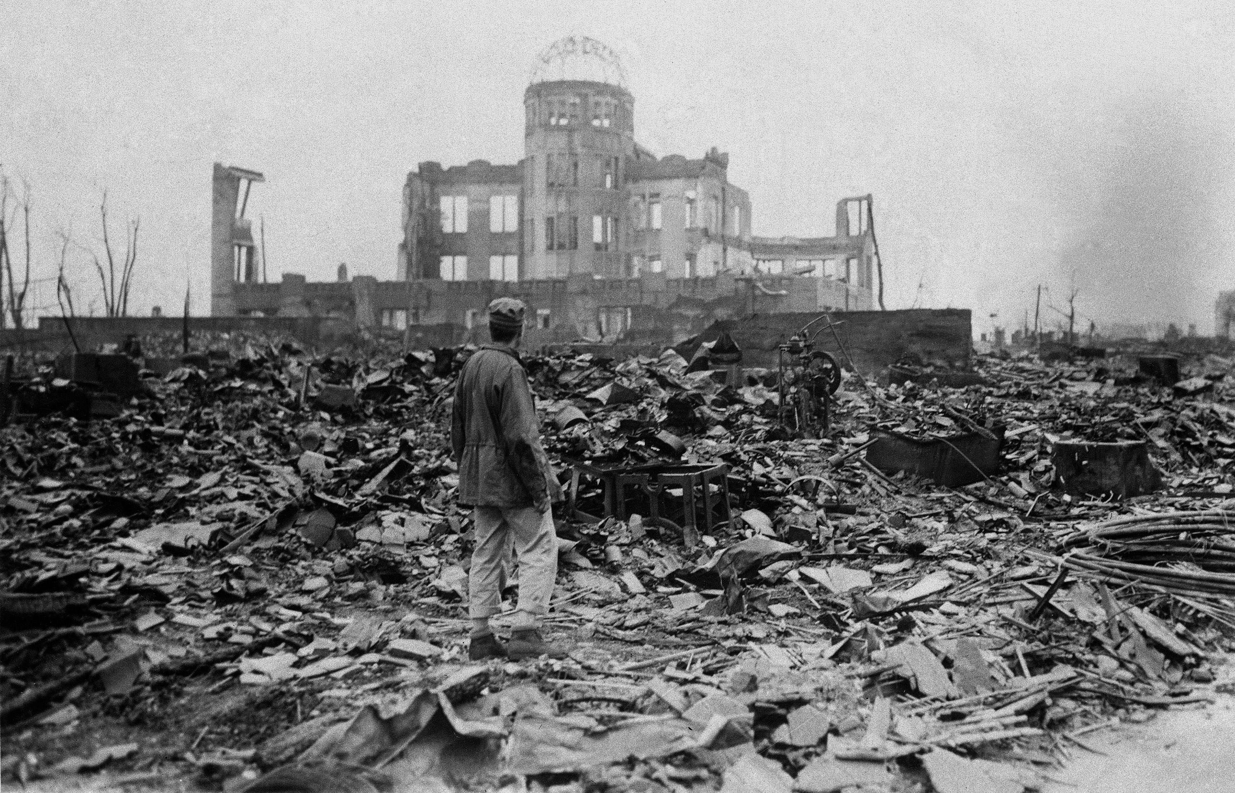 Atomic bomb dropped on Japan's Hiroshima 75 years ago still ...