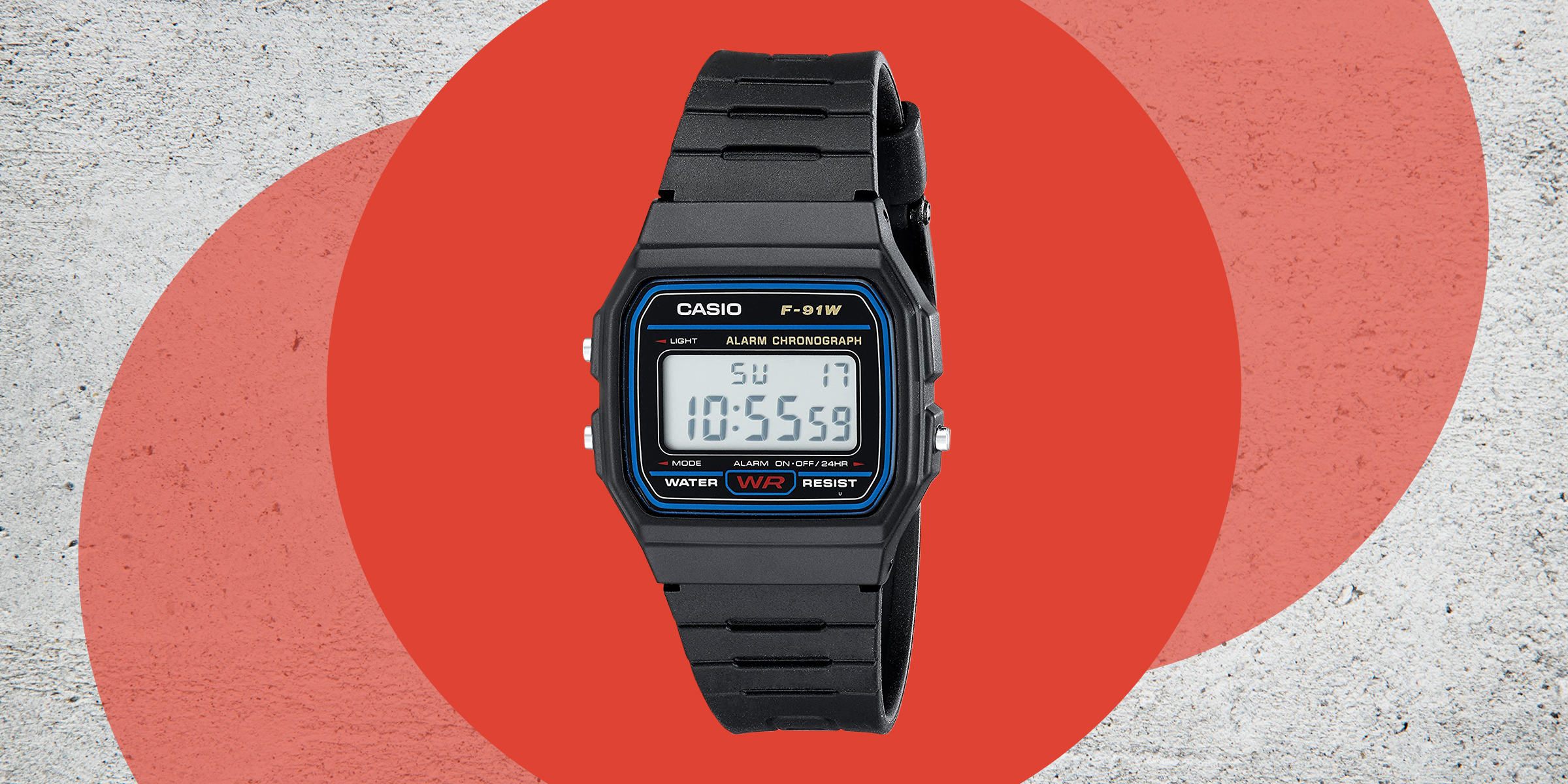 Perfect Stopwatch Sport Digital Time Date Alarms Brand New