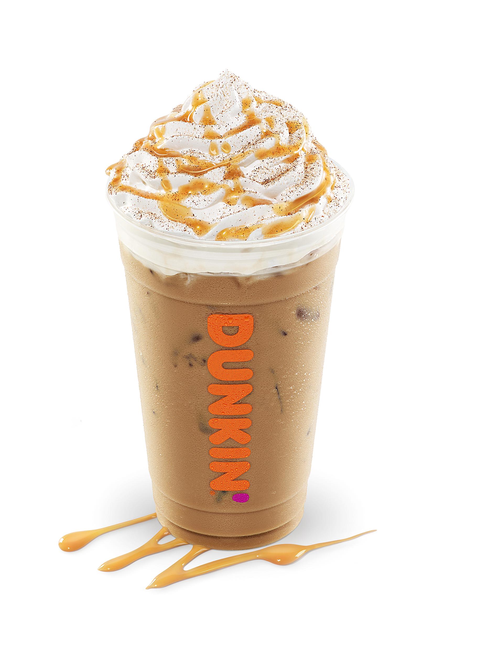 Dunkin Announces New Fall Menu With Pumpkin Spice Latte