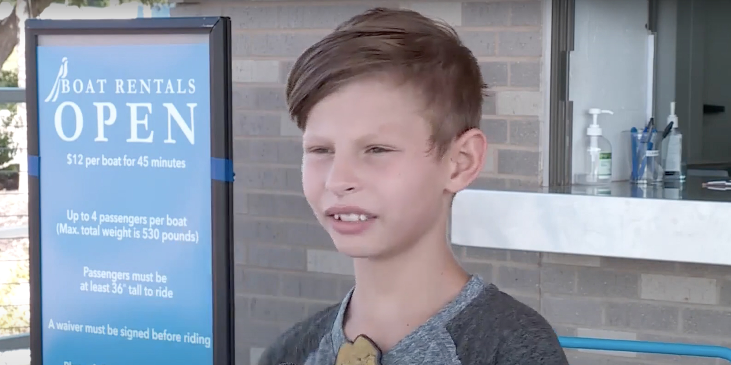 I hope one of y'all pick me': Thousands apply to adopt 9-year-old boy after  viral video