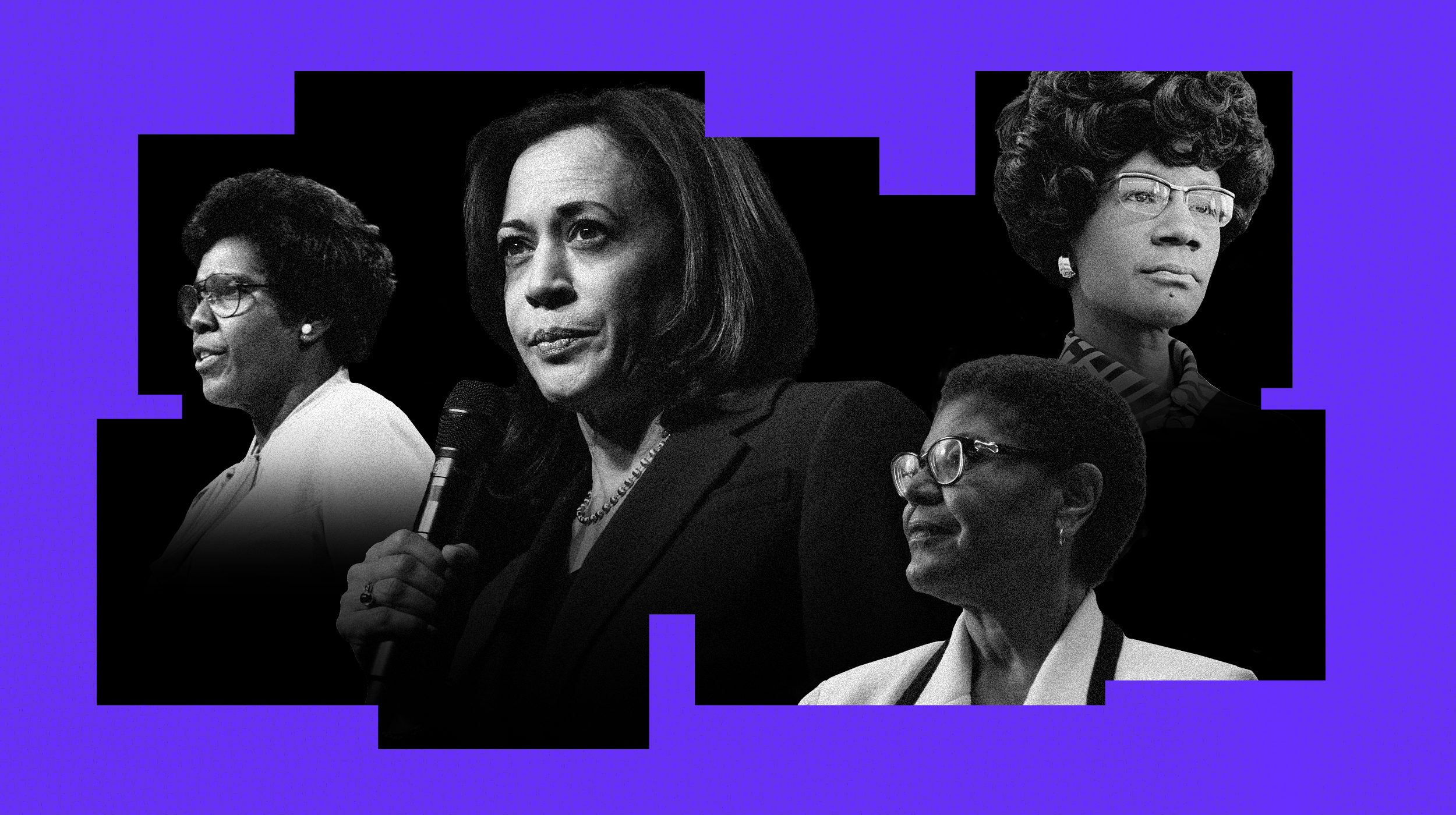 The story of Black women in politics: How we got to Kamala Harris' ascent