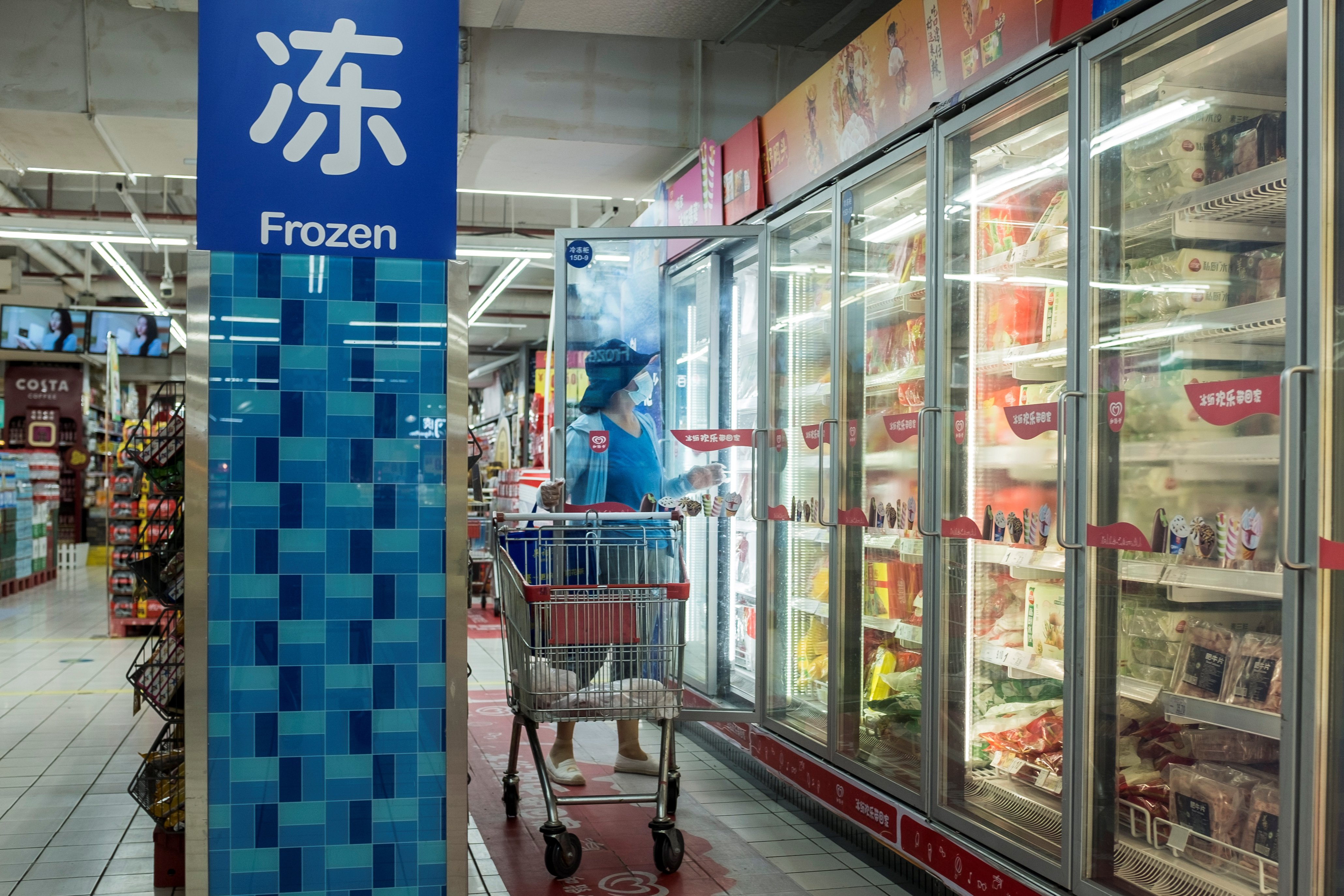 Coronavirus found on frozen food packaging in Chinese cities