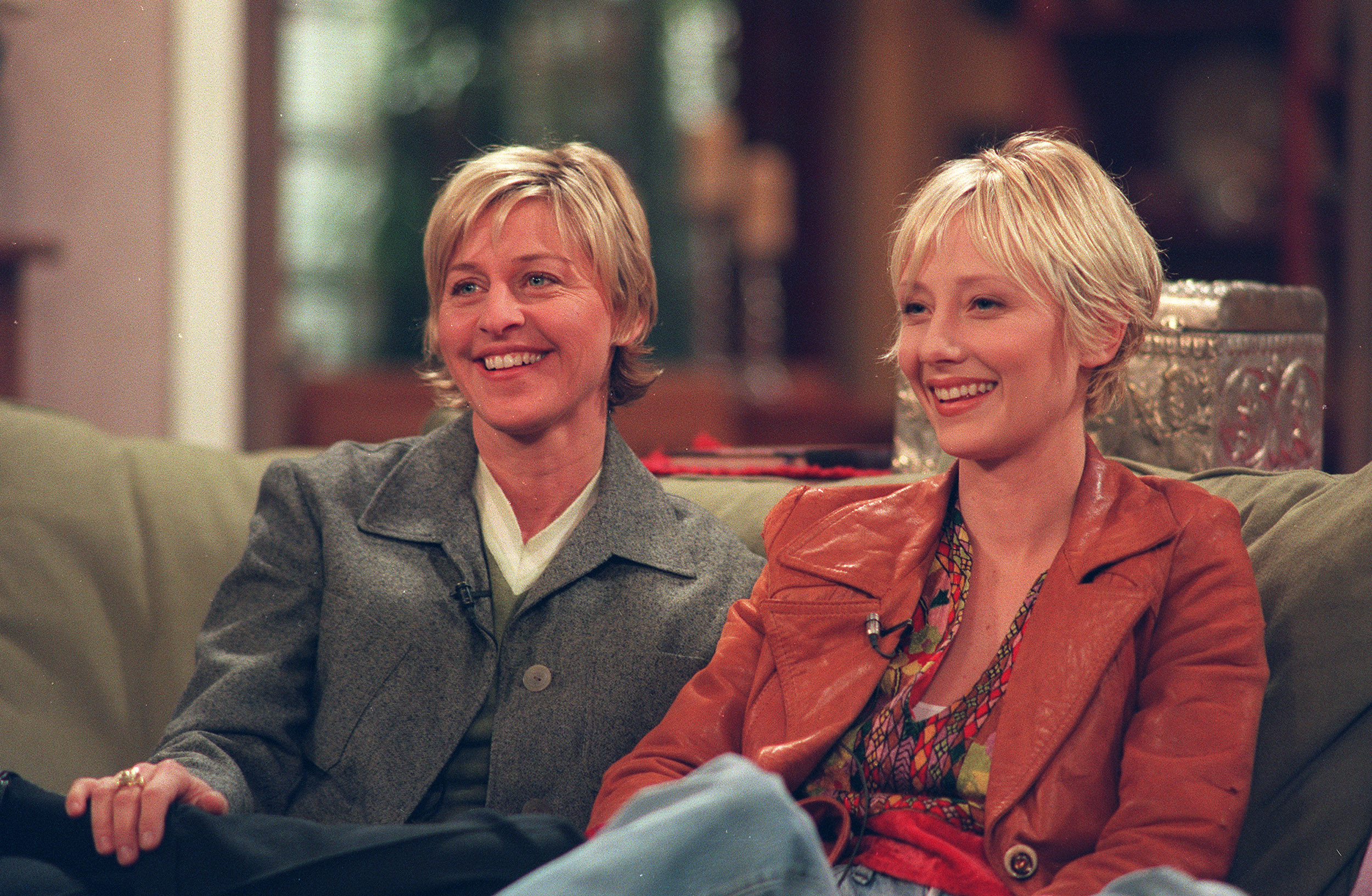 Is dating who anne now heche The Real