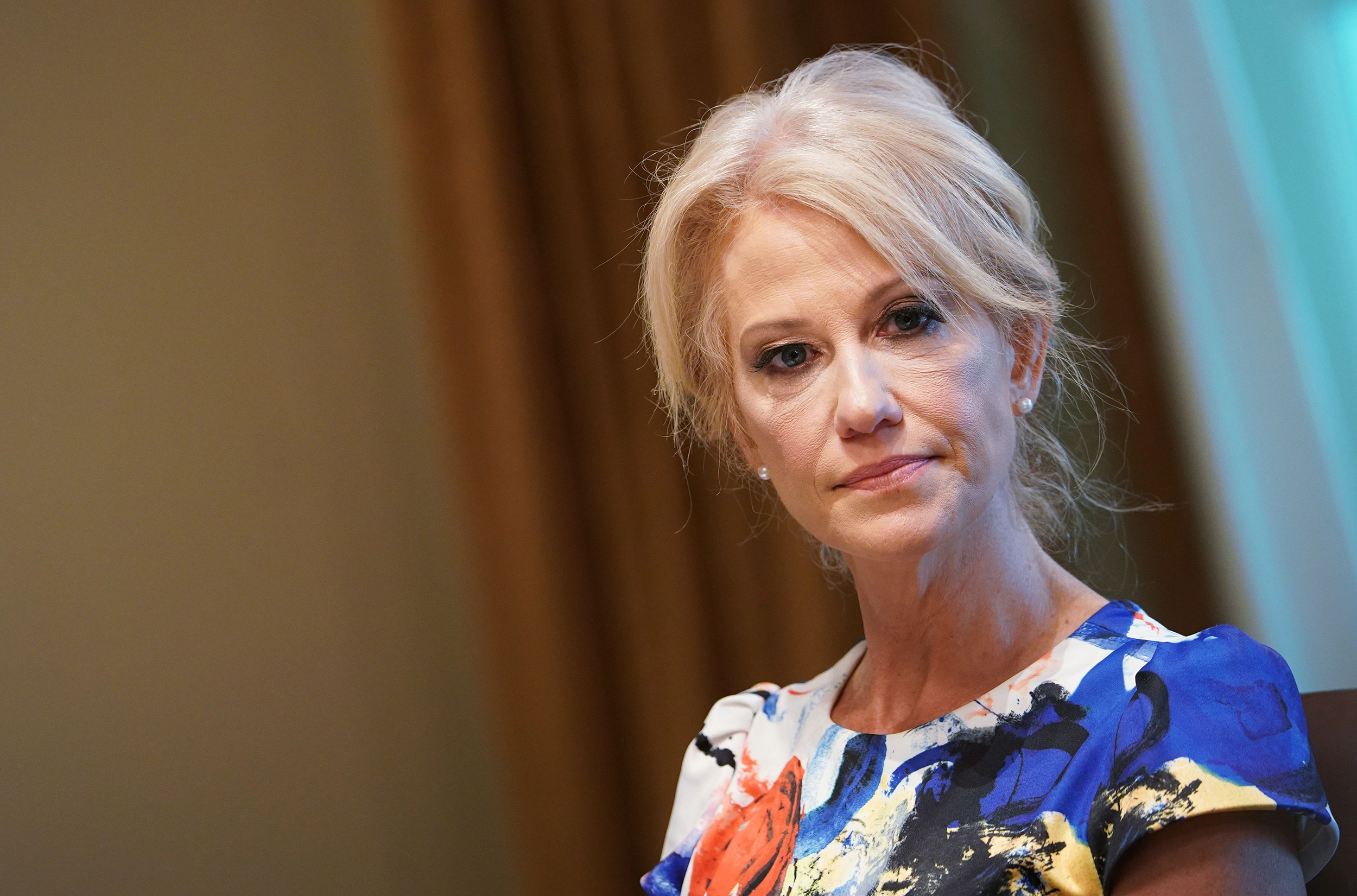 Kellyanne Conway Will Leave The White House By The End Of August