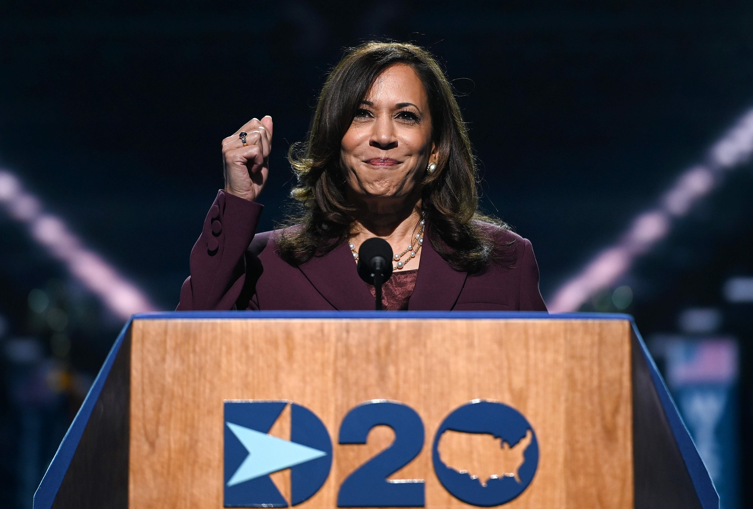 Read The Full Speech Kamala Harris Remarks To The 2020 Democratic National Convention
