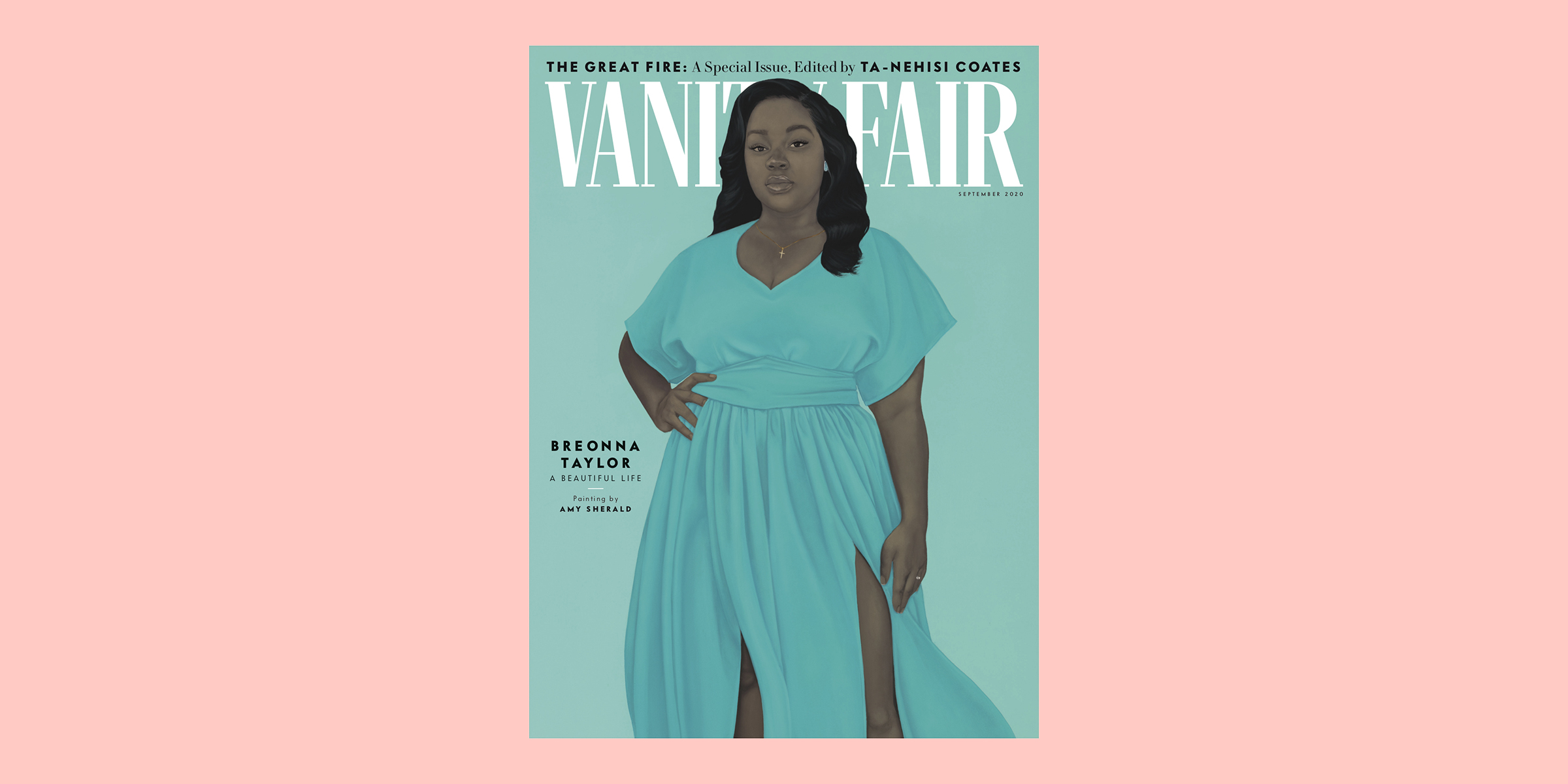 Vanity Fair September Issue Breonna Taylor Graces The Cover
