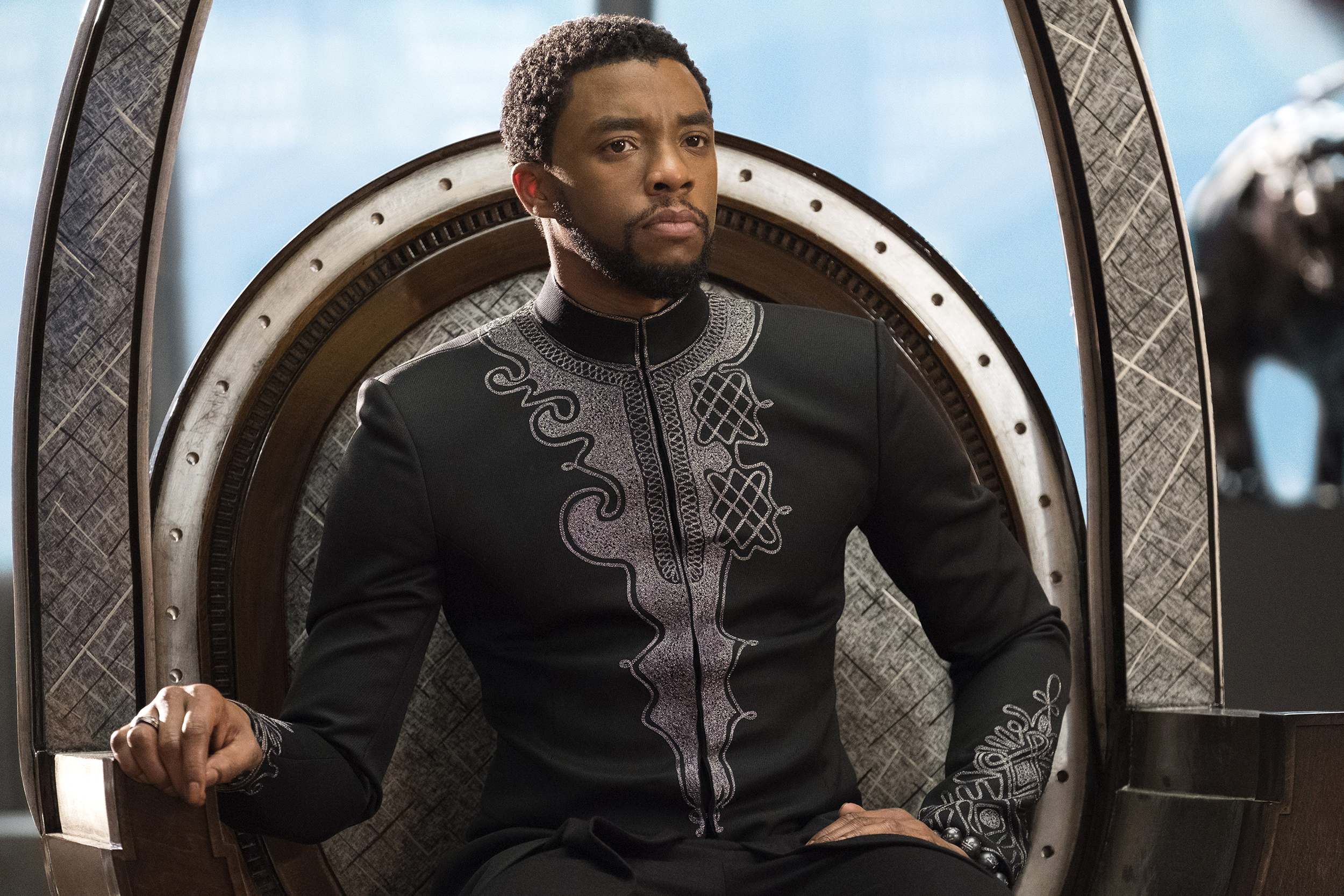 Black Panther Star Chadwick Boseman Dies After Battle With Cancer
