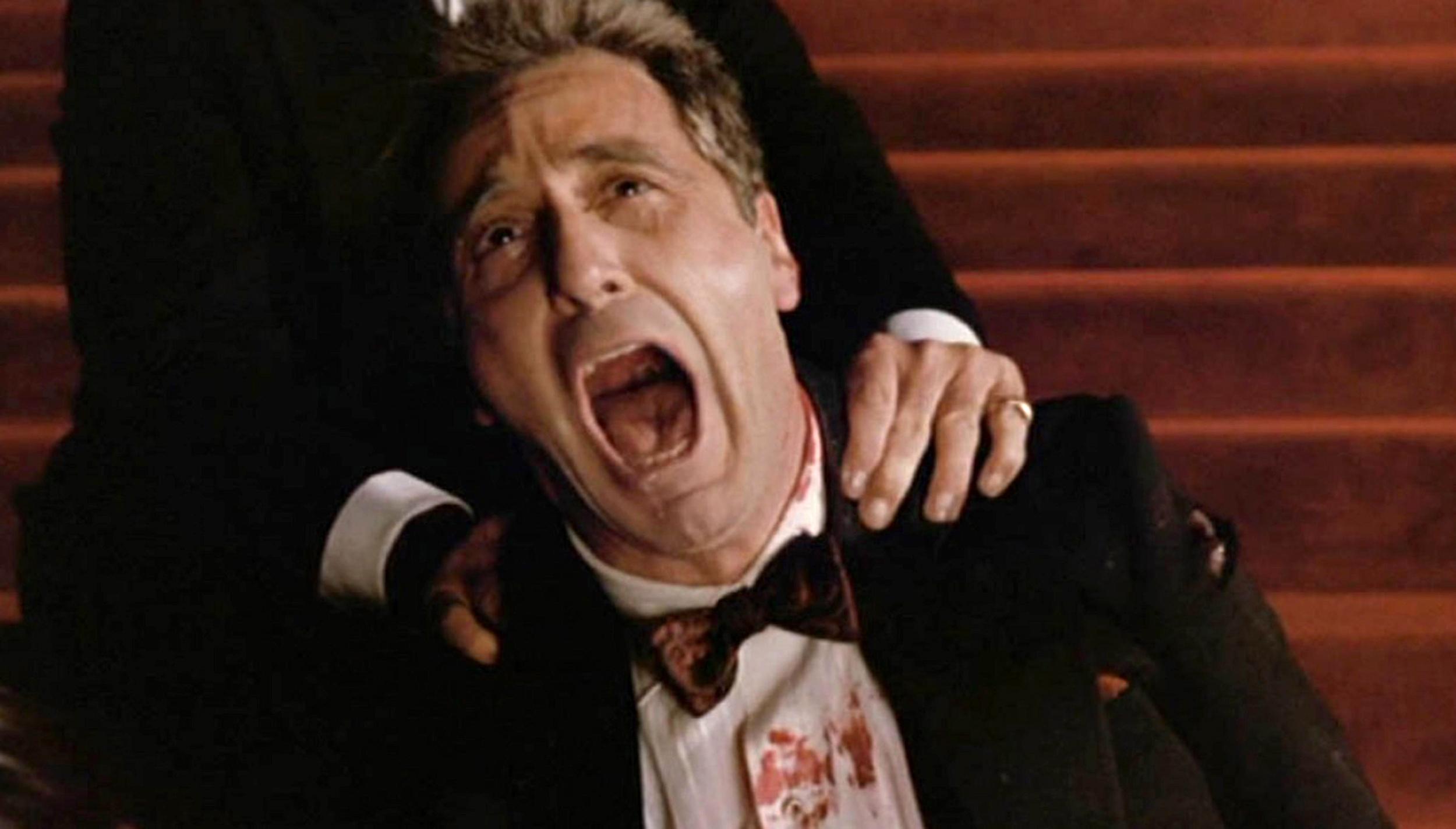 The Godfather Coda : The Death of Michael Corleone - directors cut details