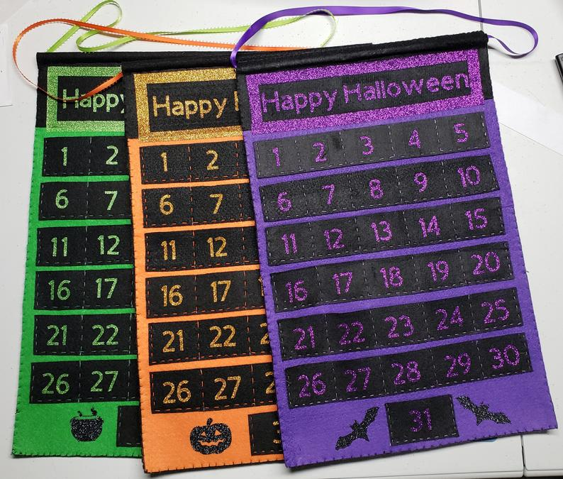 15 Halloween Advent Calendars To Get Ready For The Holiday