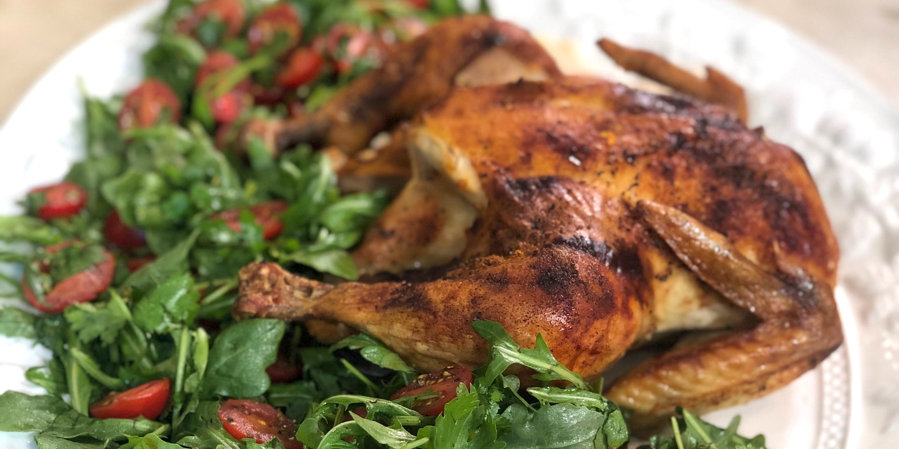 Patti LaBelle makes perfectly roasted chicken with savory giblet gravy