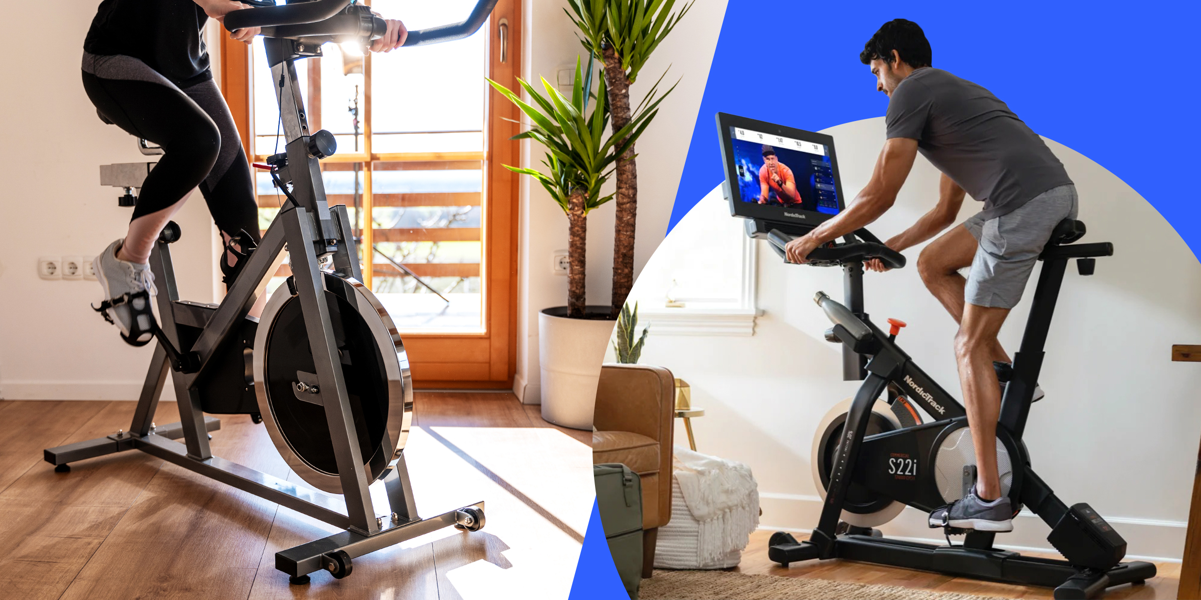 Best exercise bikes outside of Peloton, according to experts