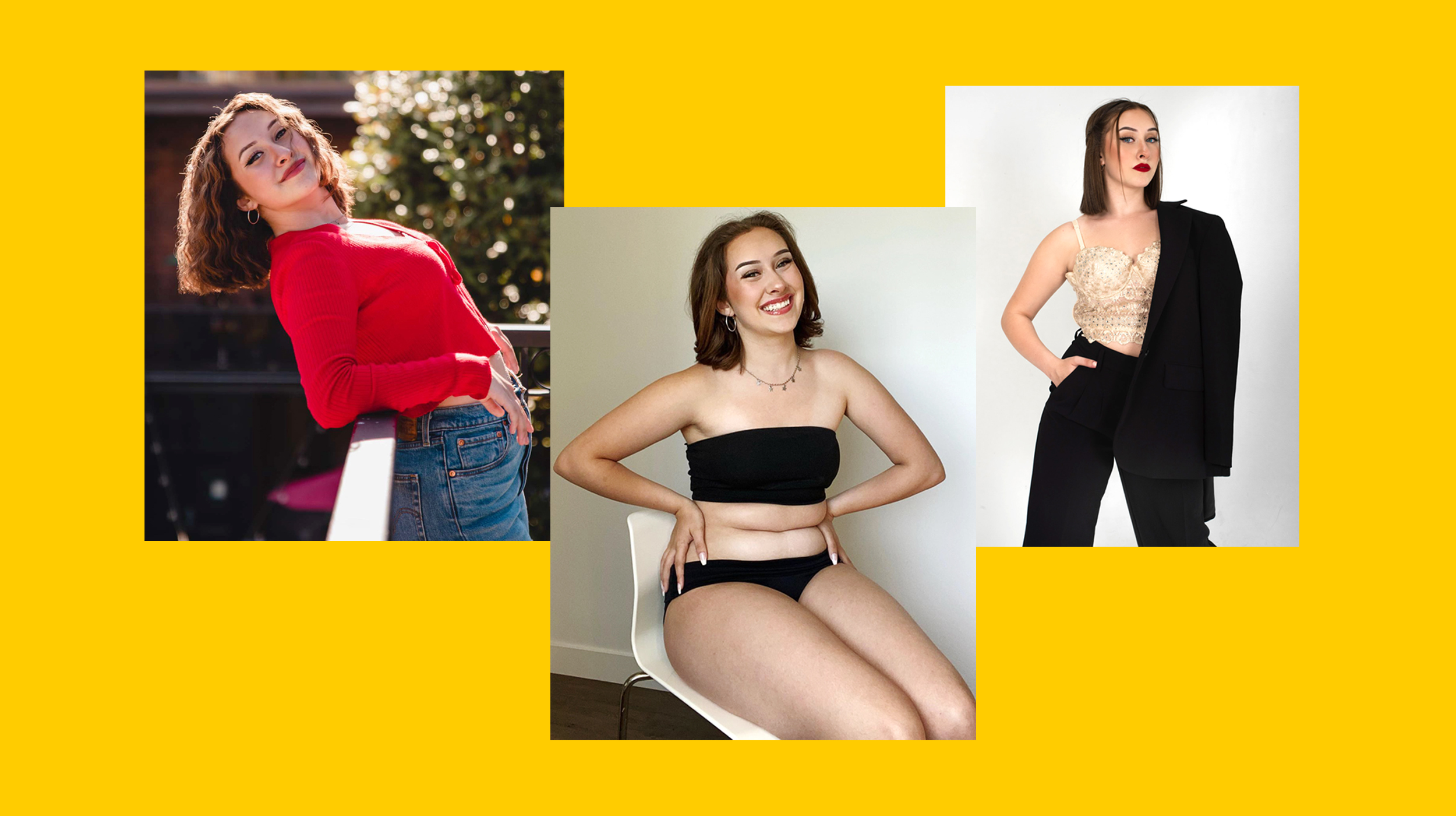 Tiktok Users Try To Fight Traditional Beauty Standards By Showing Off Their Bellies