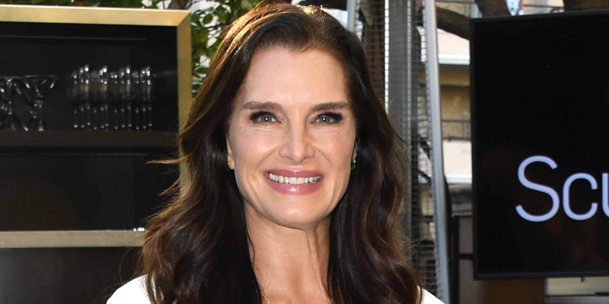 Brooke Shields revealed her favorite beauty products