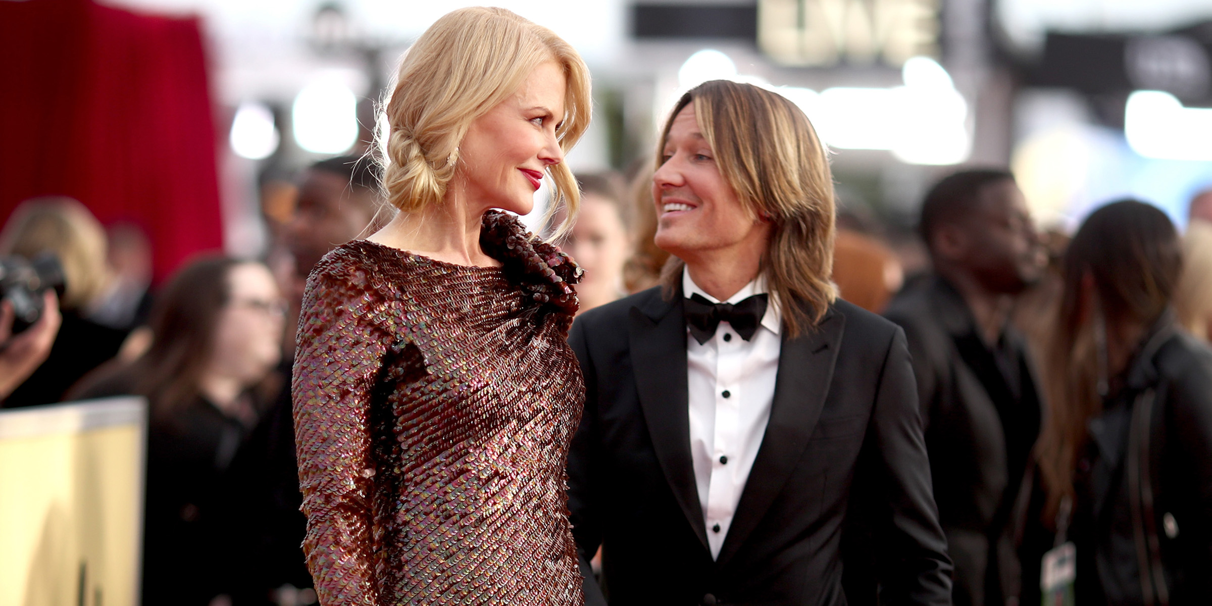 Keith Urban on when he knew wife Nicole Kidman was the one