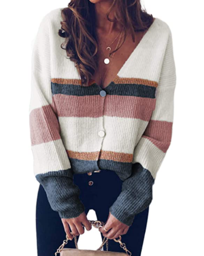 This Oversize Cashmere Sweater Can Totally Double as a Cute