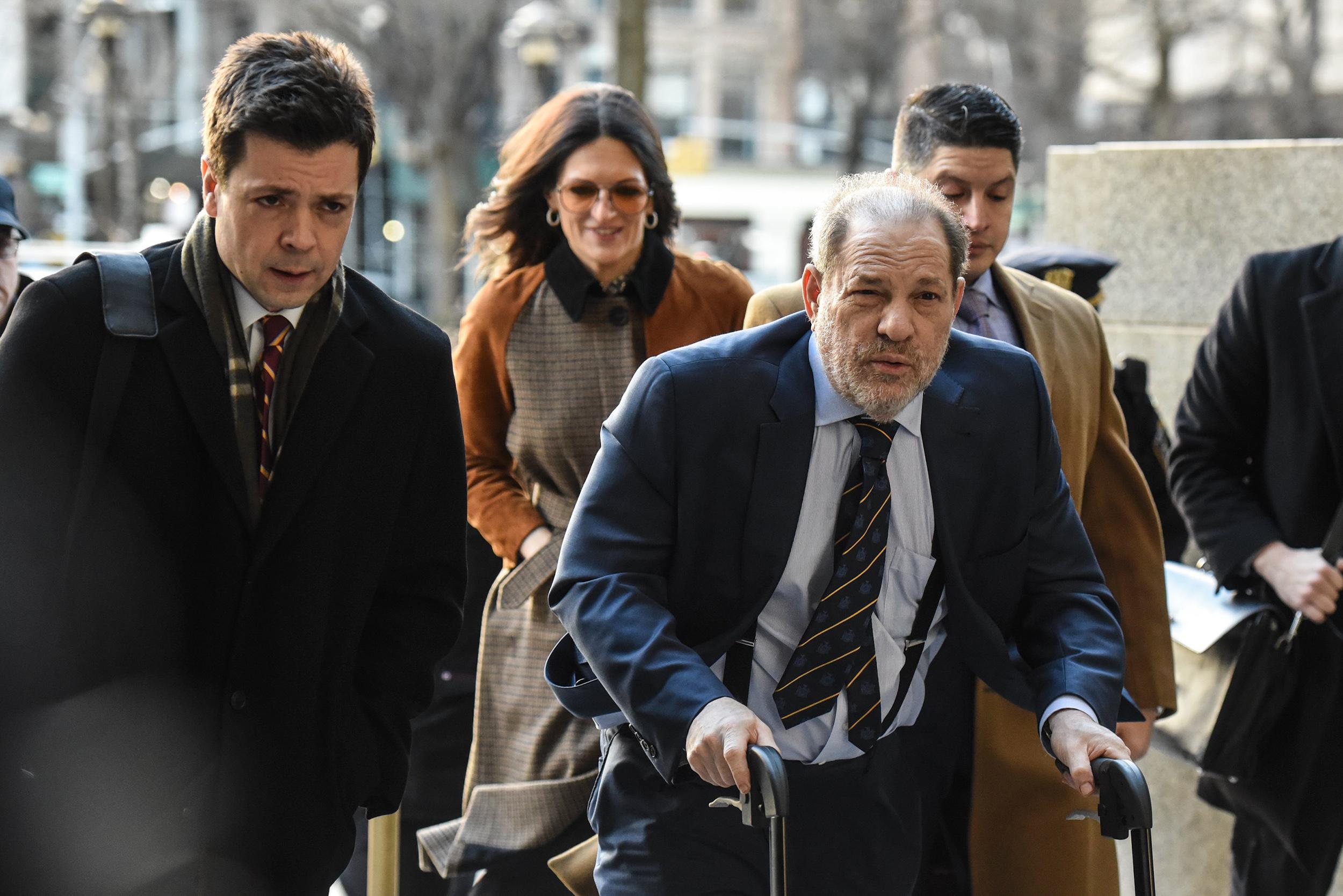 Prosecutor In Harvey Weinstein Trial He Believed He Ran The Universe