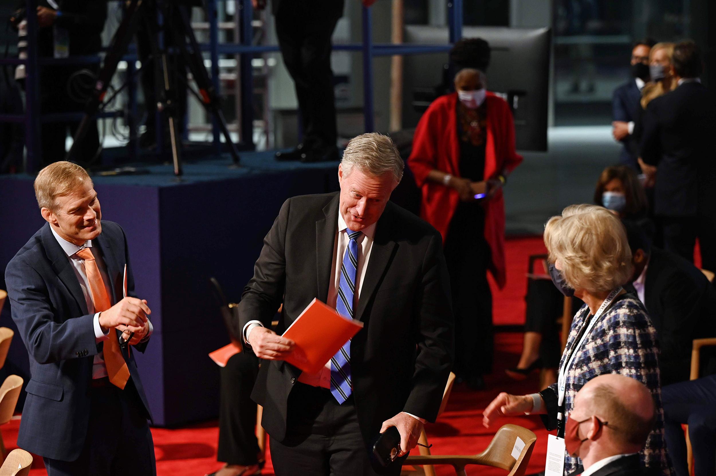 Image: US-VOTE-DEBATE (Jim Watson / AFP - Getty Images)