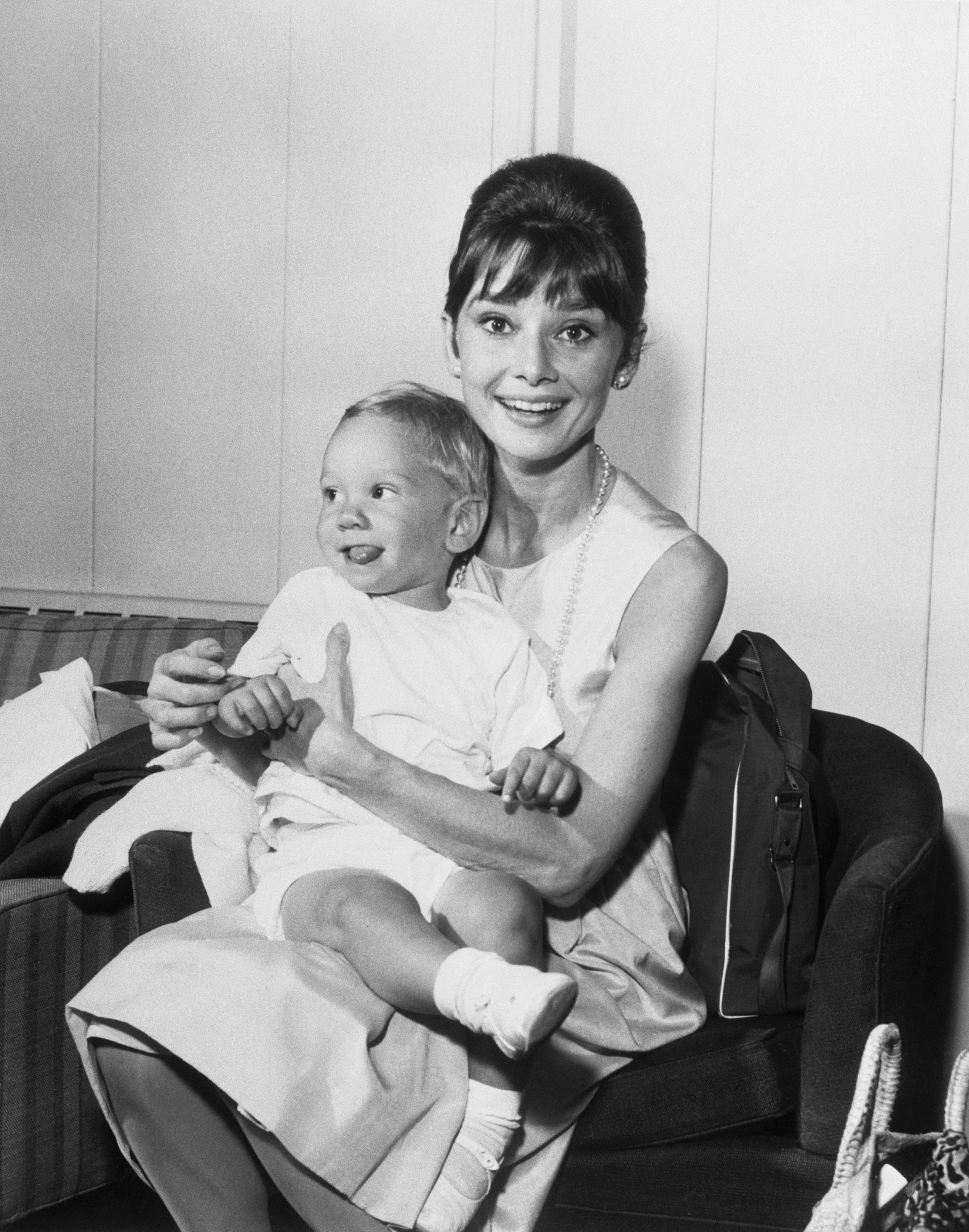 Audrey Hepburn's son opens up about her ...