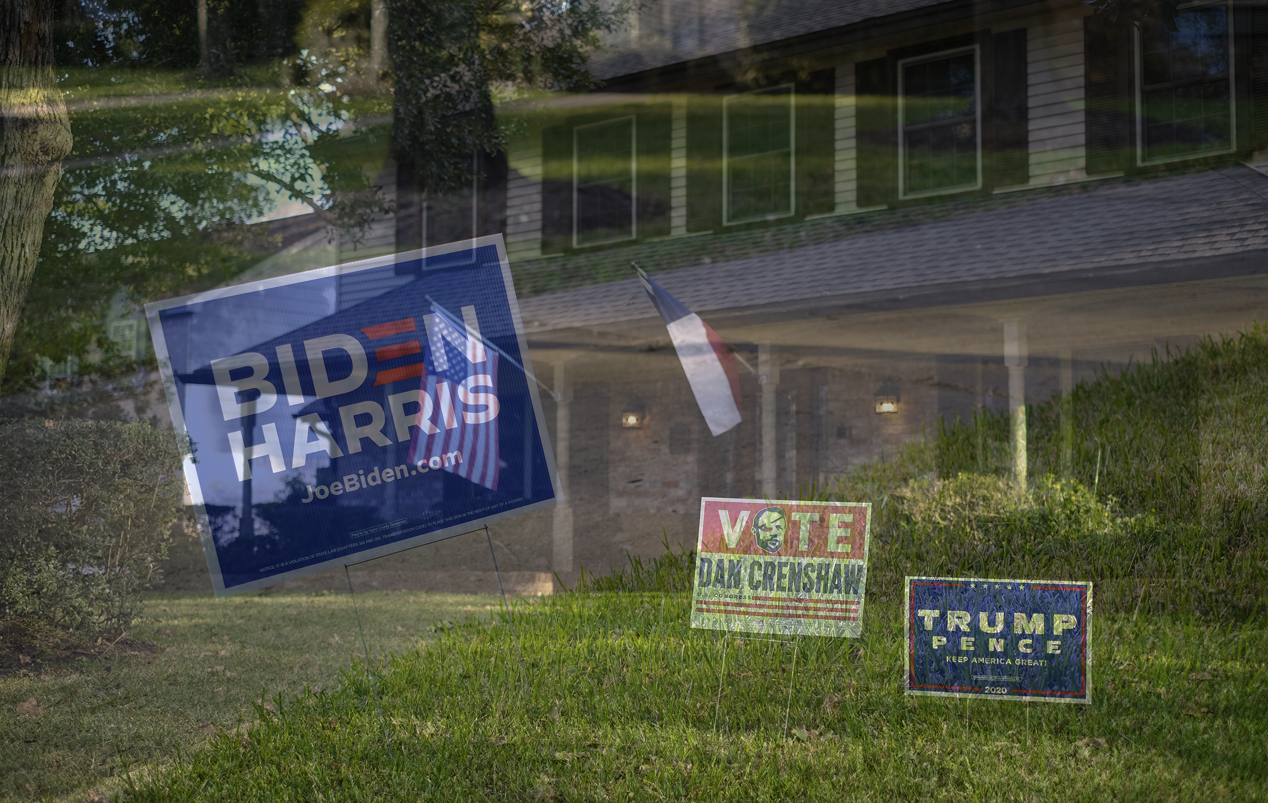 Not Just Politics How The 2020 Campaign Is Dividing Houston S Booming Suburbs