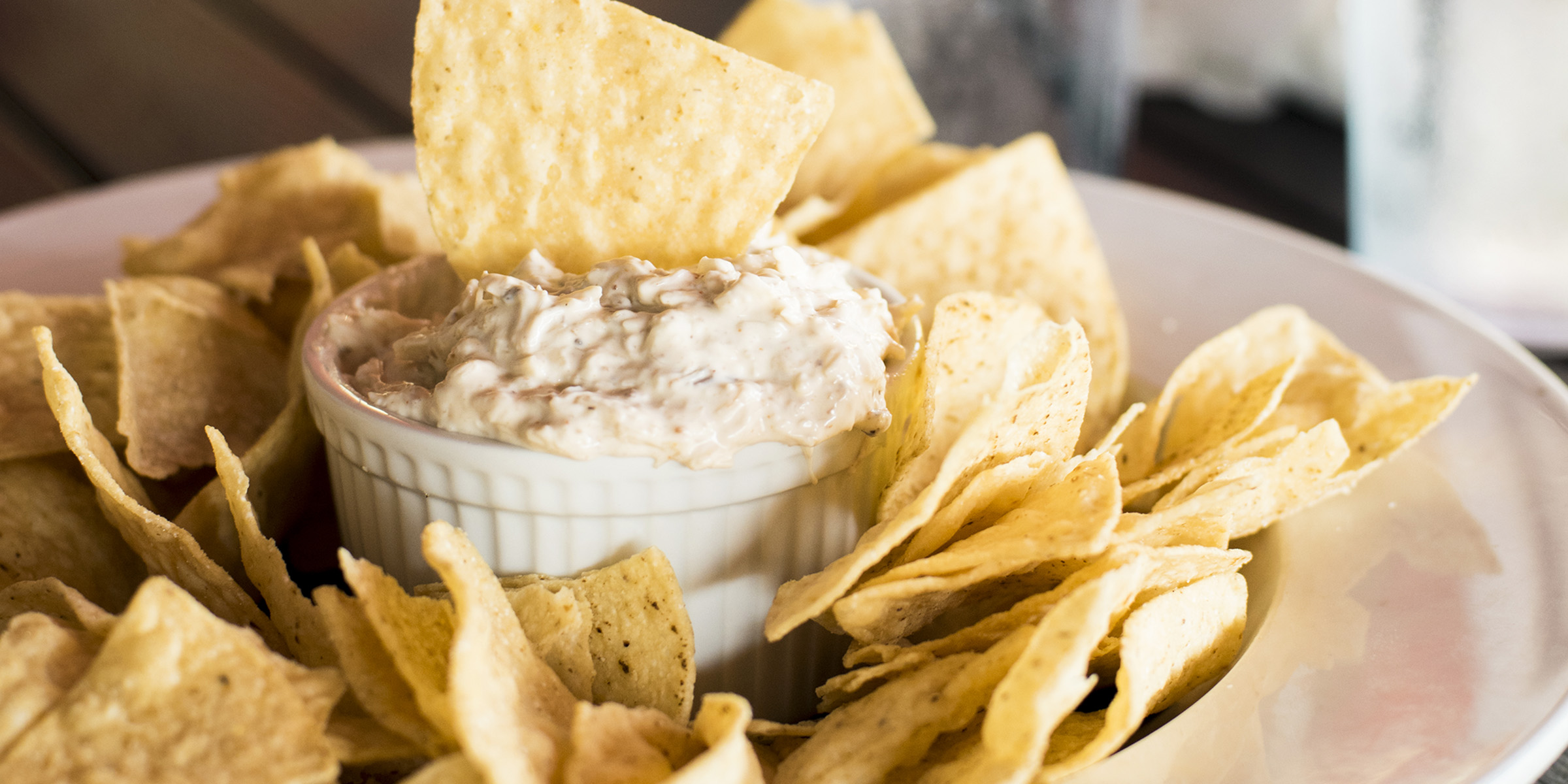 Give creamy crab dip some kick with fresh garlic and hot spices