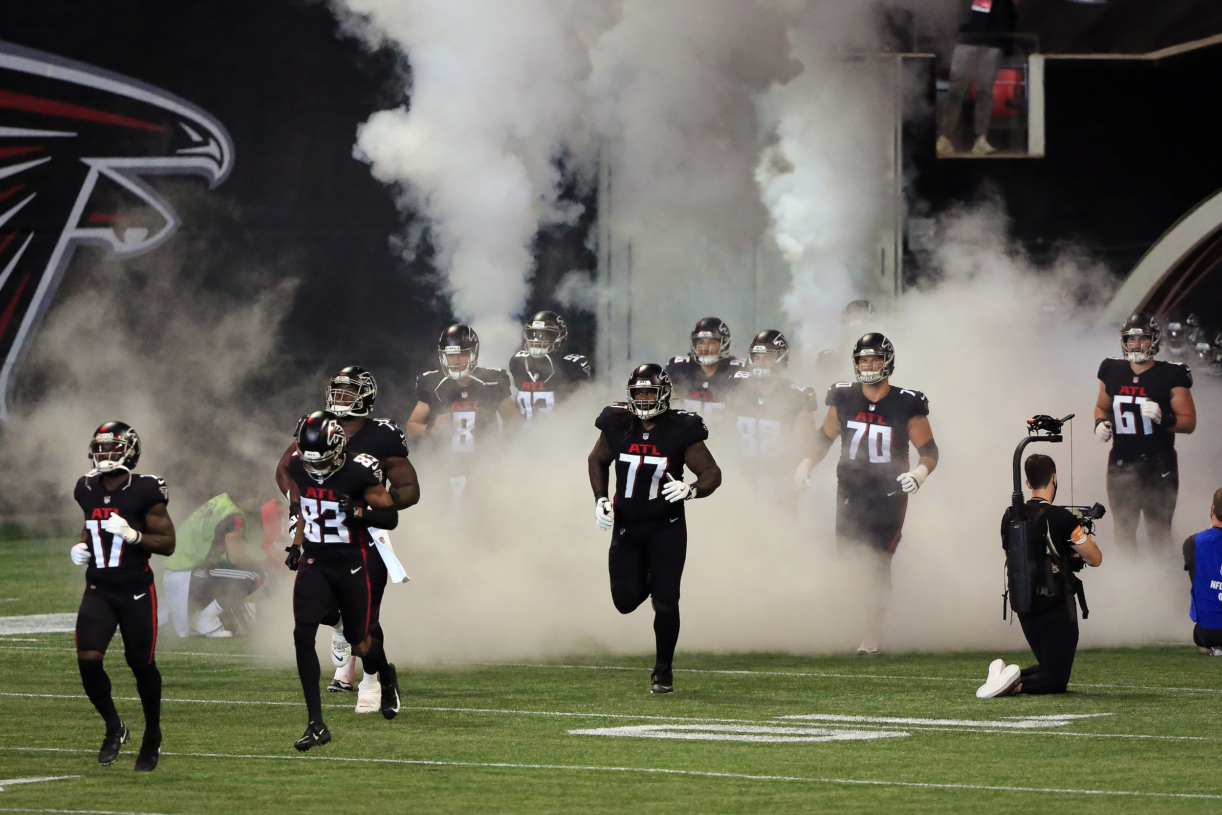 Atlanta Falcons close facility after ...